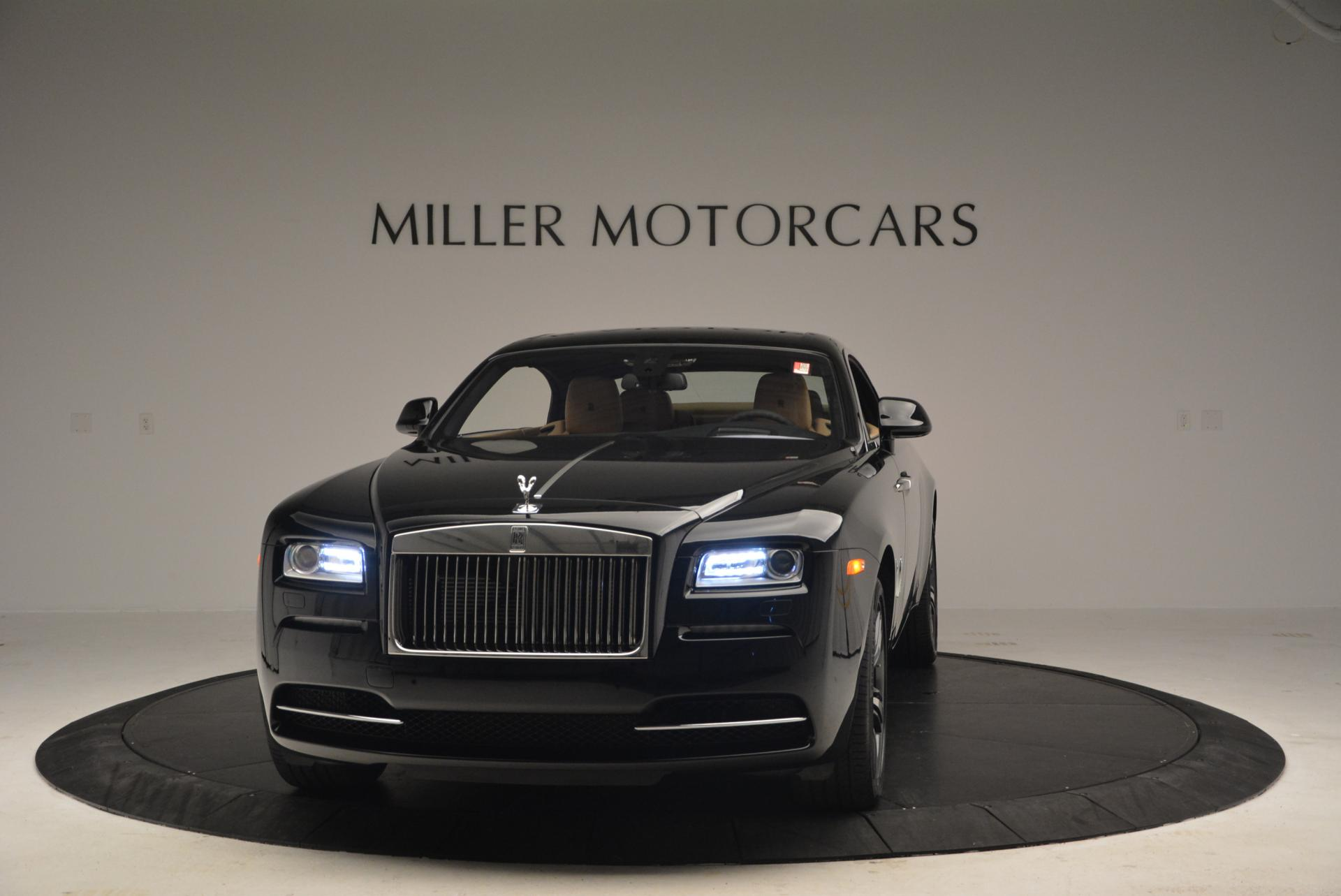 New 2016 Rolls-Royce Wraith  For Sale In Greenwich, CT 218_p3