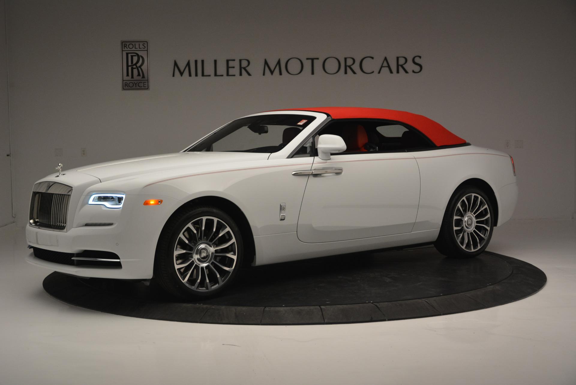 New 2018 Rolls-Royce Dawn  For Sale In Greenwich, CT 2180_p10