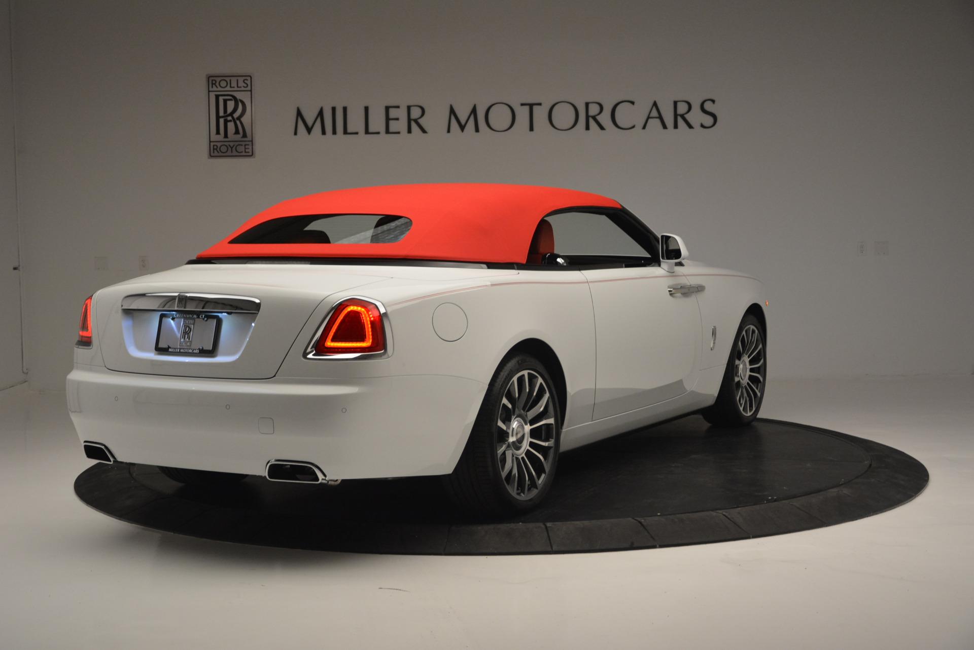 New 2018 Rolls-Royce Dawn  For Sale In Greenwich, CT 2180_p14
