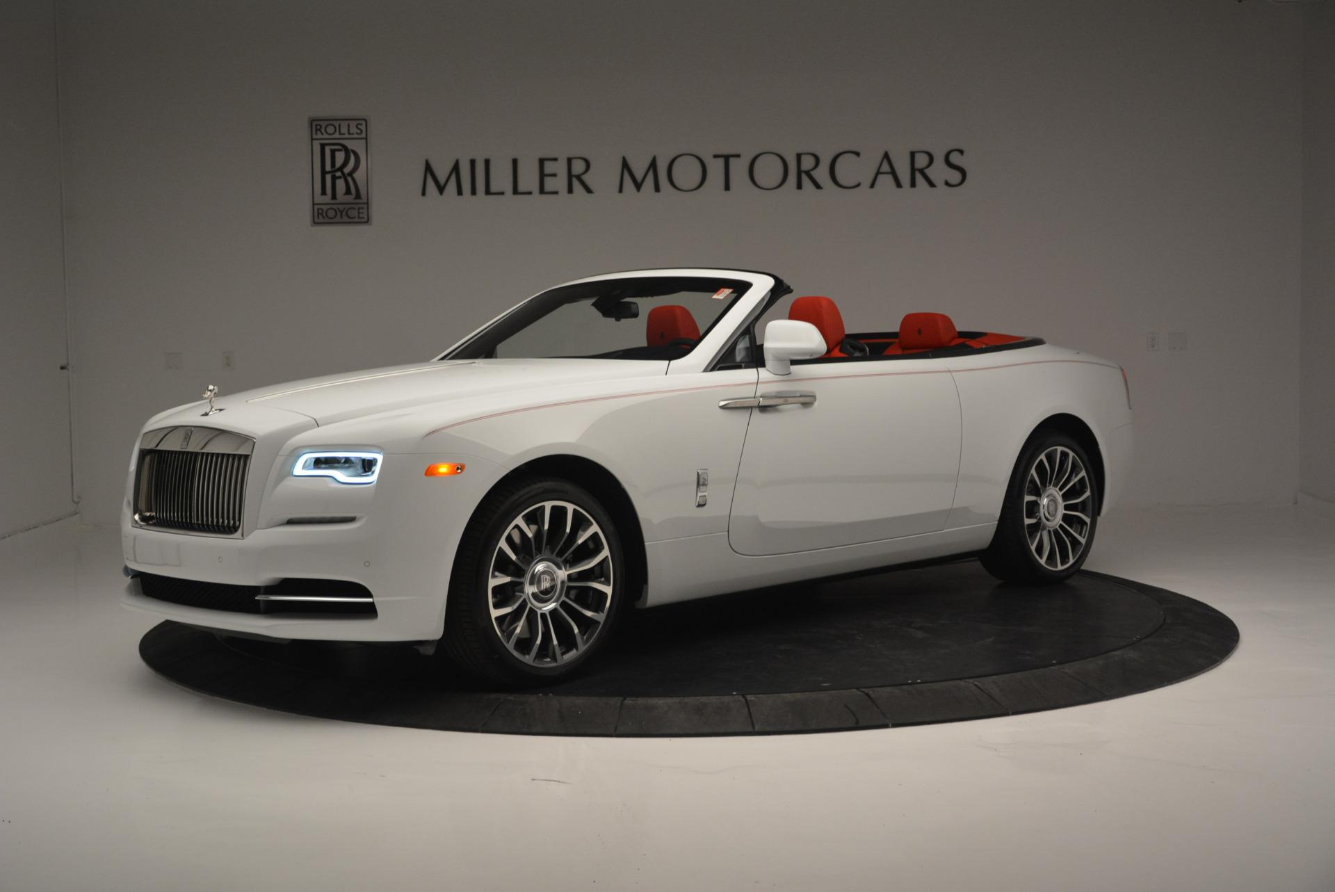 New 2018 Rolls-Royce Dawn  For Sale In Greenwich, CT 2180_p2
