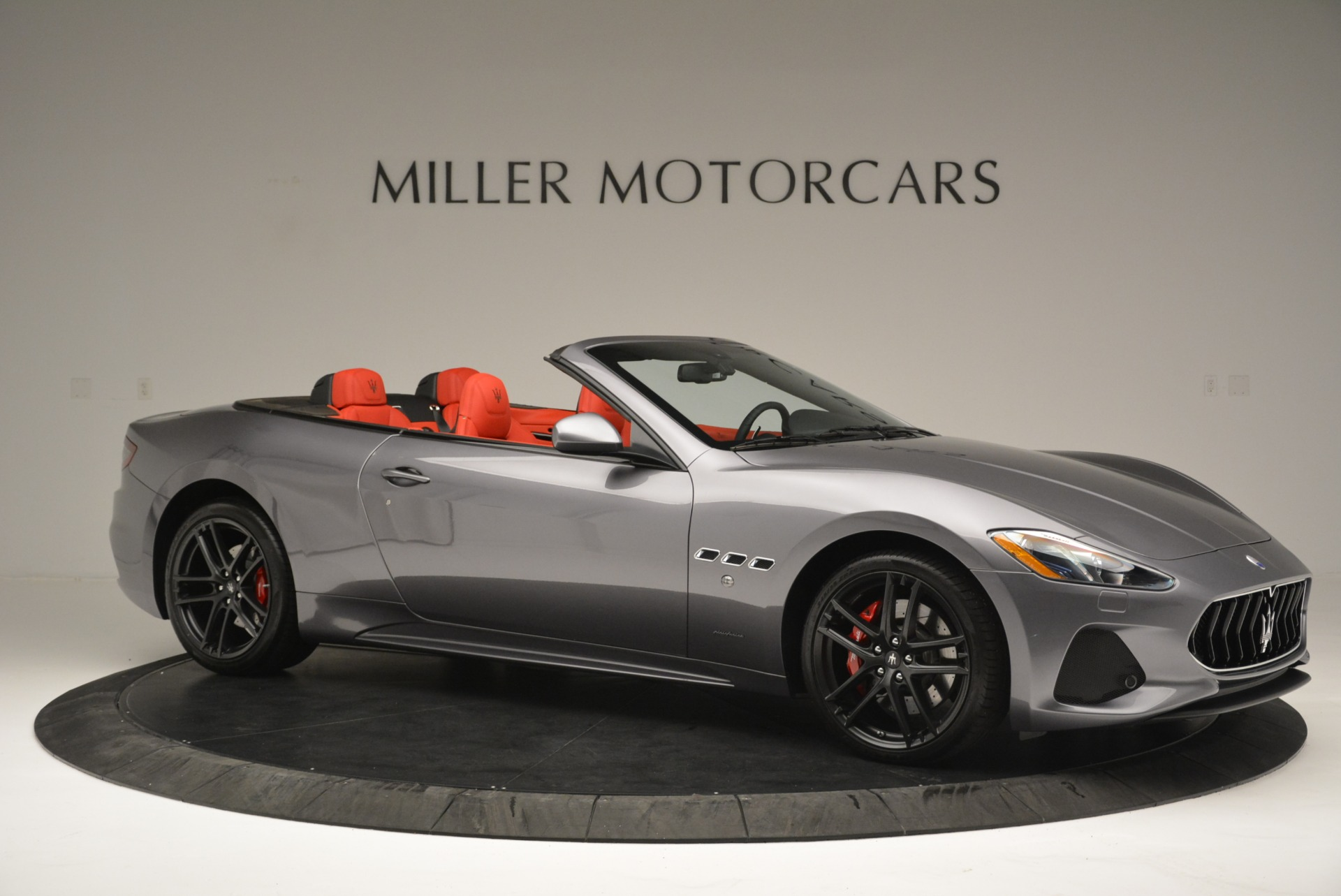 New 2018 Maserati GranTurismo Sport Convertible For Sale In Greenwich, CT 2182_p10