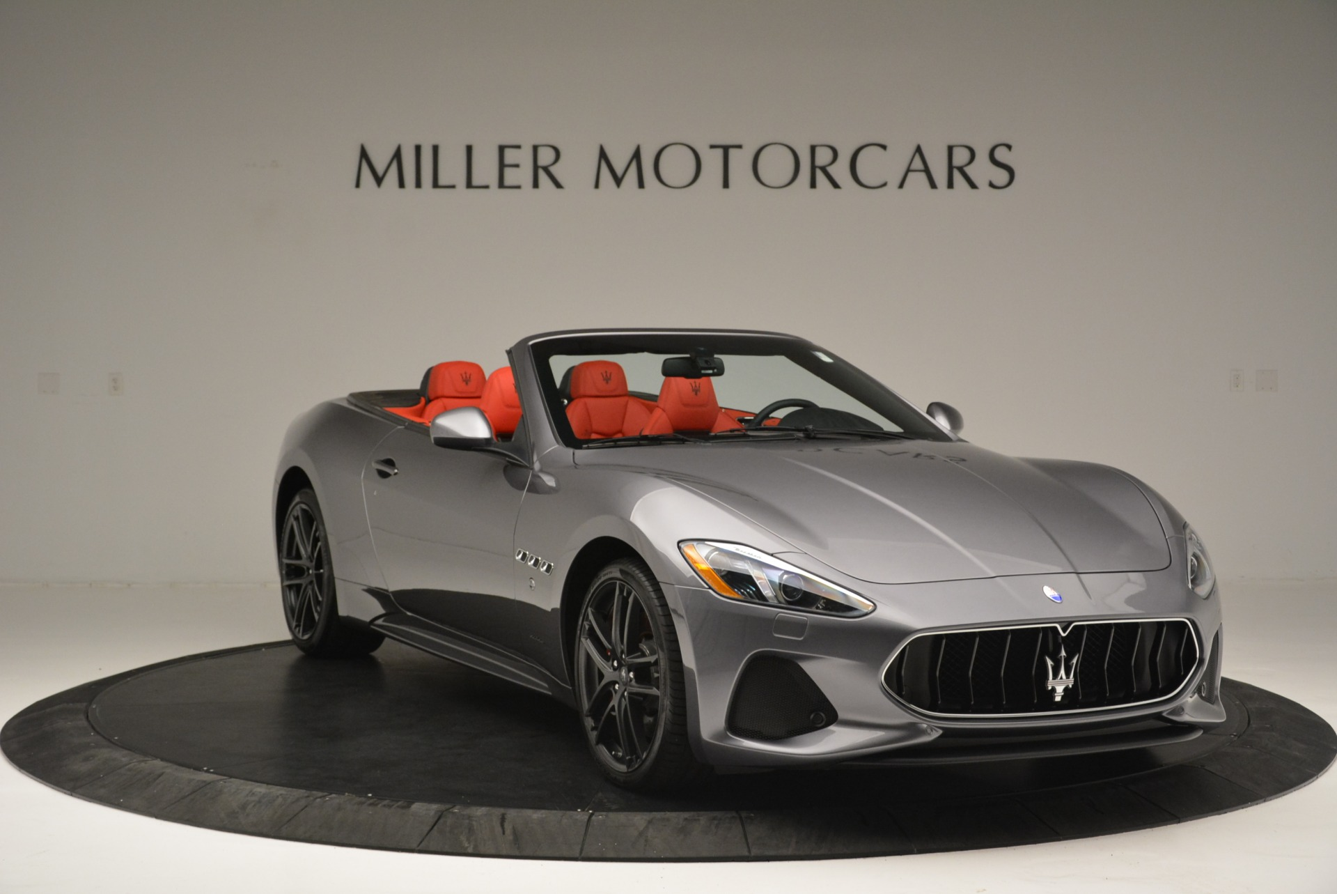 New 2018 Maserati GranTurismo Sport Convertible For Sale In Greenwich, CT 2182_p11