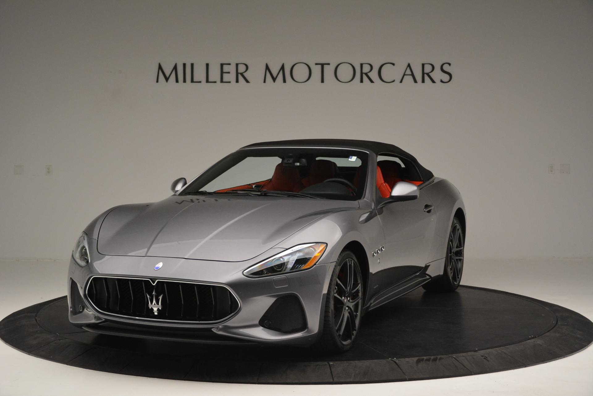 New 2018 Maserati GranTurismo Sport Convertible For Sale In Greenwich, CT 2182_p13