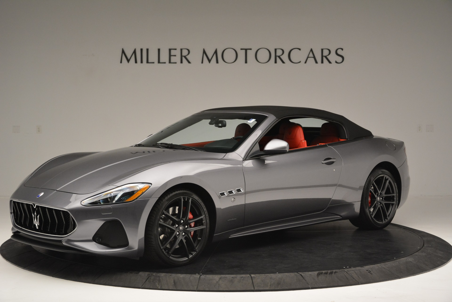 New 2018 Maserati GranTurismo Sport Convertible For Sale In Greenwich, CT 2182_p14