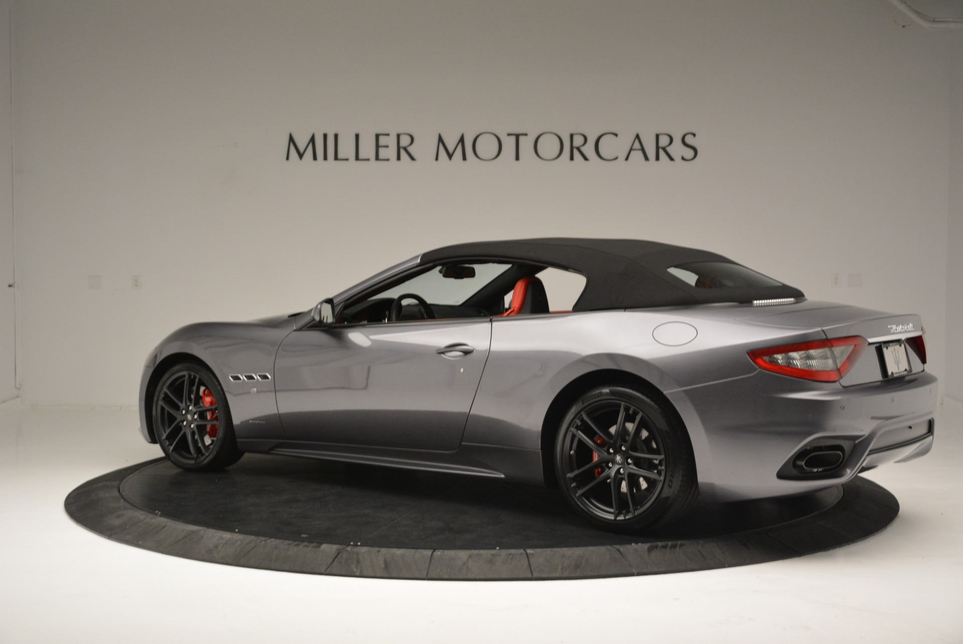 New 2018 Maserati GranTurismo Sport Convertible For Sale In Greenwich, CT 2182_p16