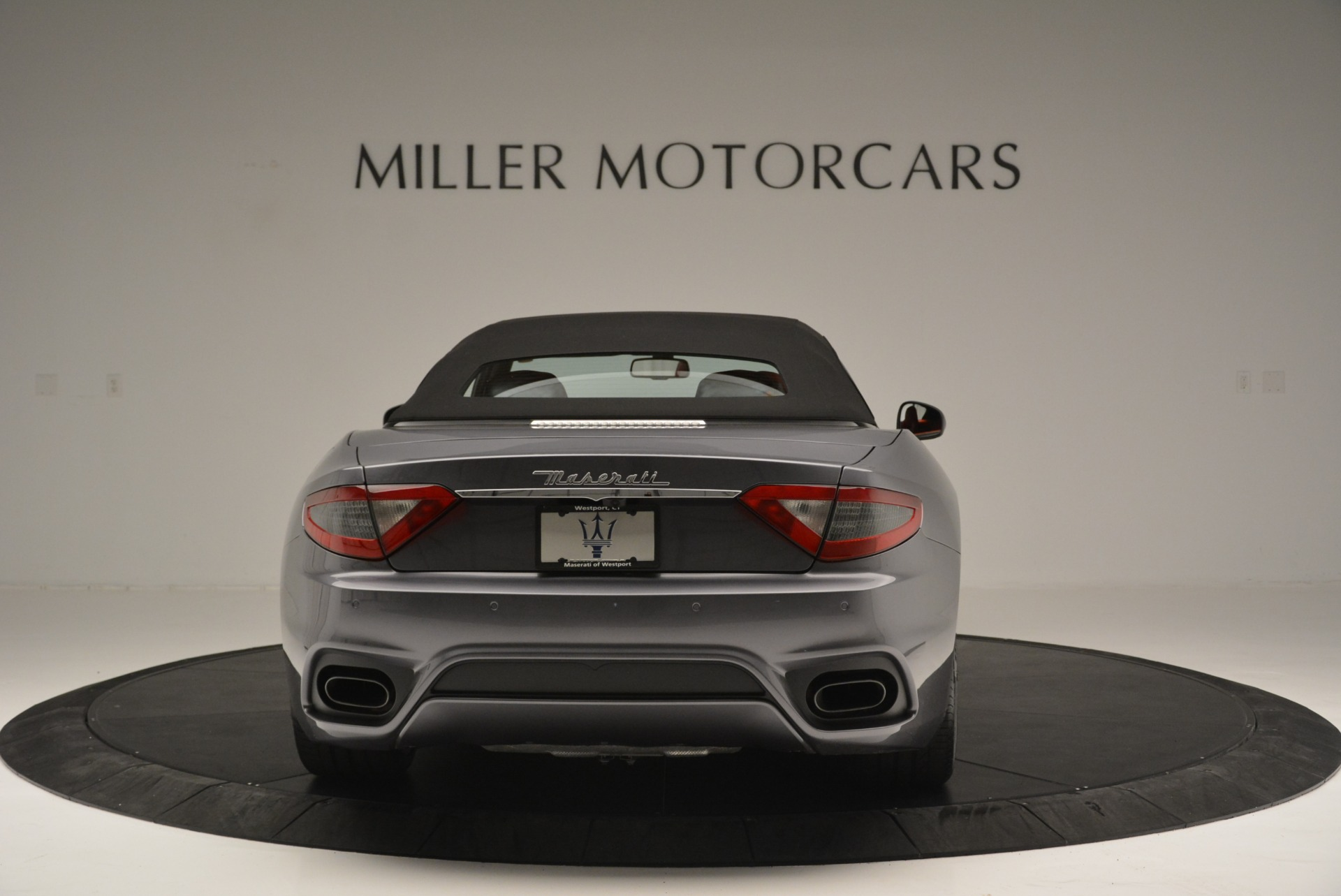 New 2018 Maserati GranTurismo Sport Convertible For Sale In Greenwich, CT 2182_p18