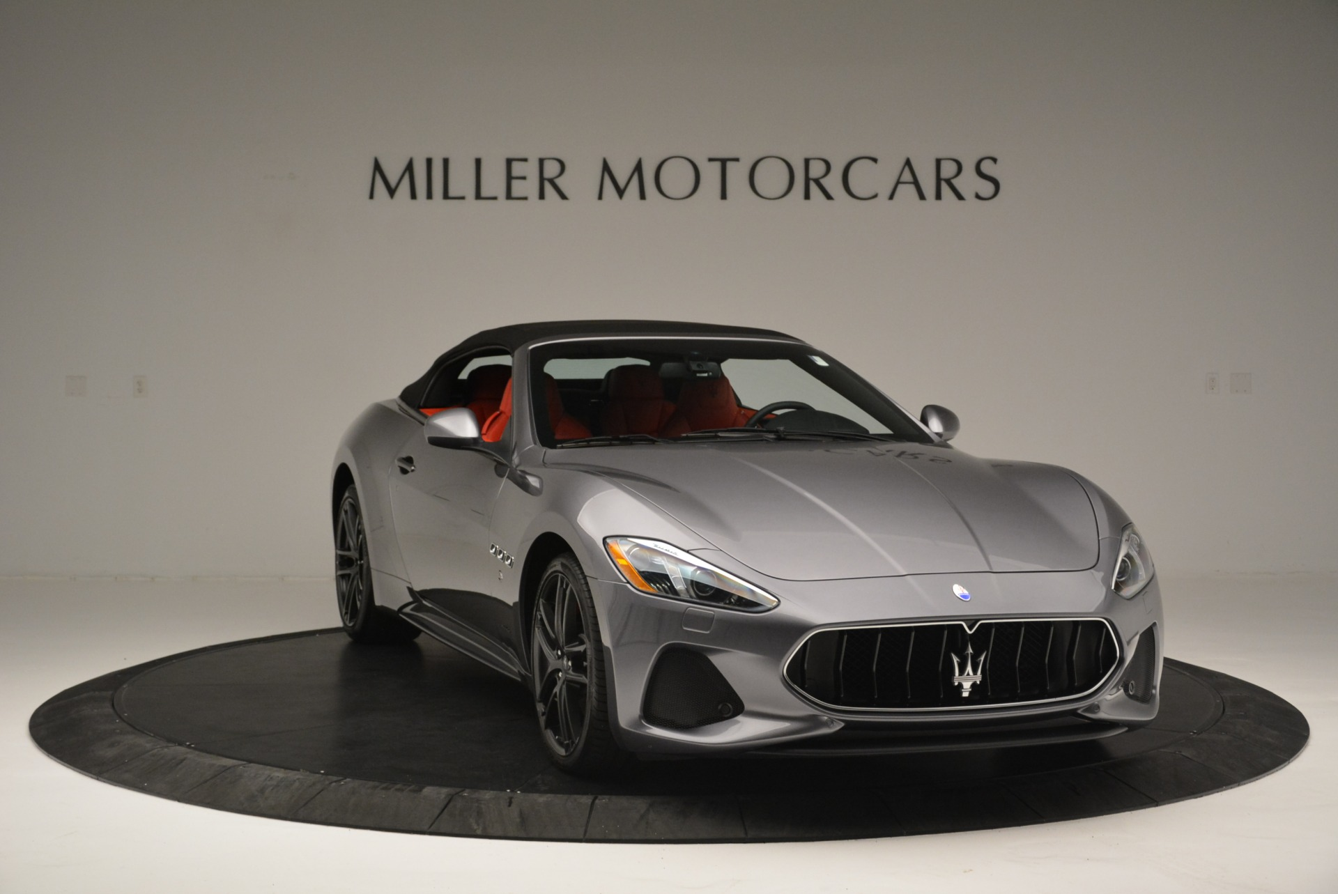 New 2018 Maserati GranTurismo Sport Convertible For Sale In Greenwich, CT 2182_p23