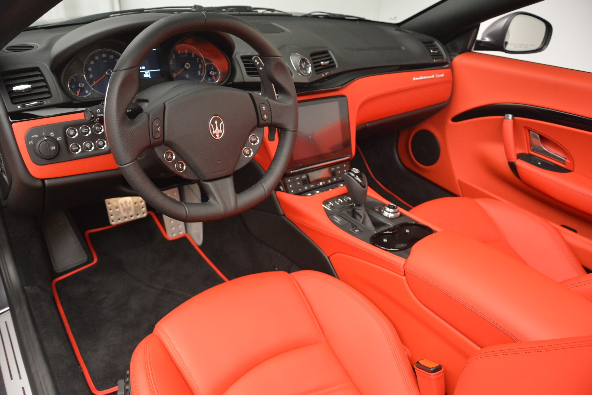 New 2018 Maserati GranTurismo Sport Convertible For Sale In Greenwich, CT 2182_p25