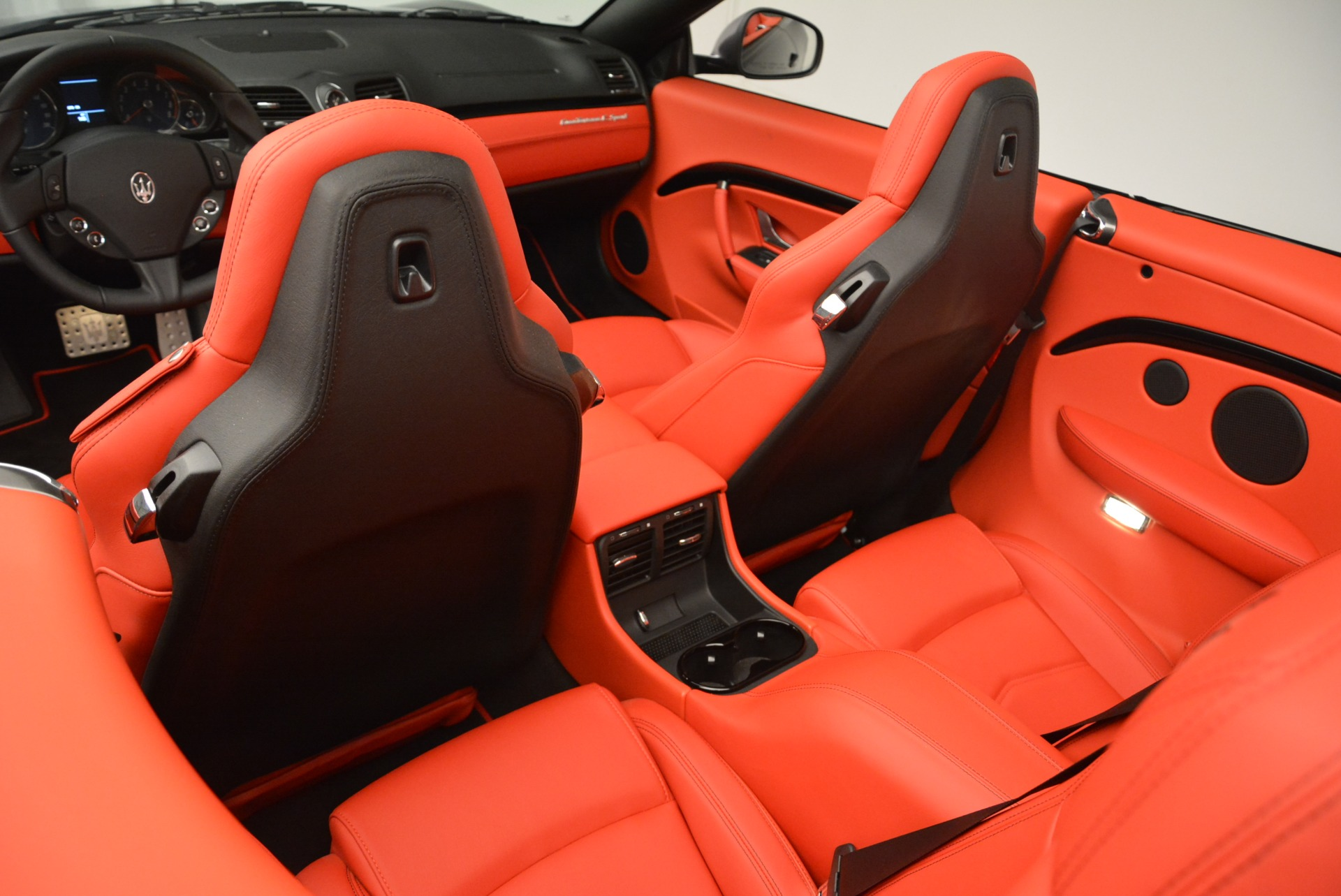 New 2018 Maserati GranTurismo Sport Convertible For Sale In Greenwich, CT 2182_p28