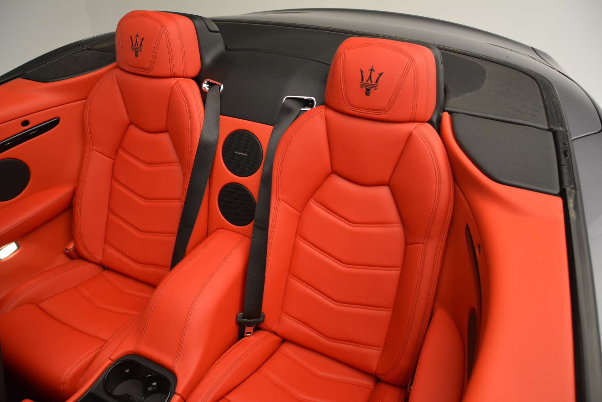 New 2018 Maserati GranTurismo Sport Convertible For Sale In Greenwich, CT 2182_p30