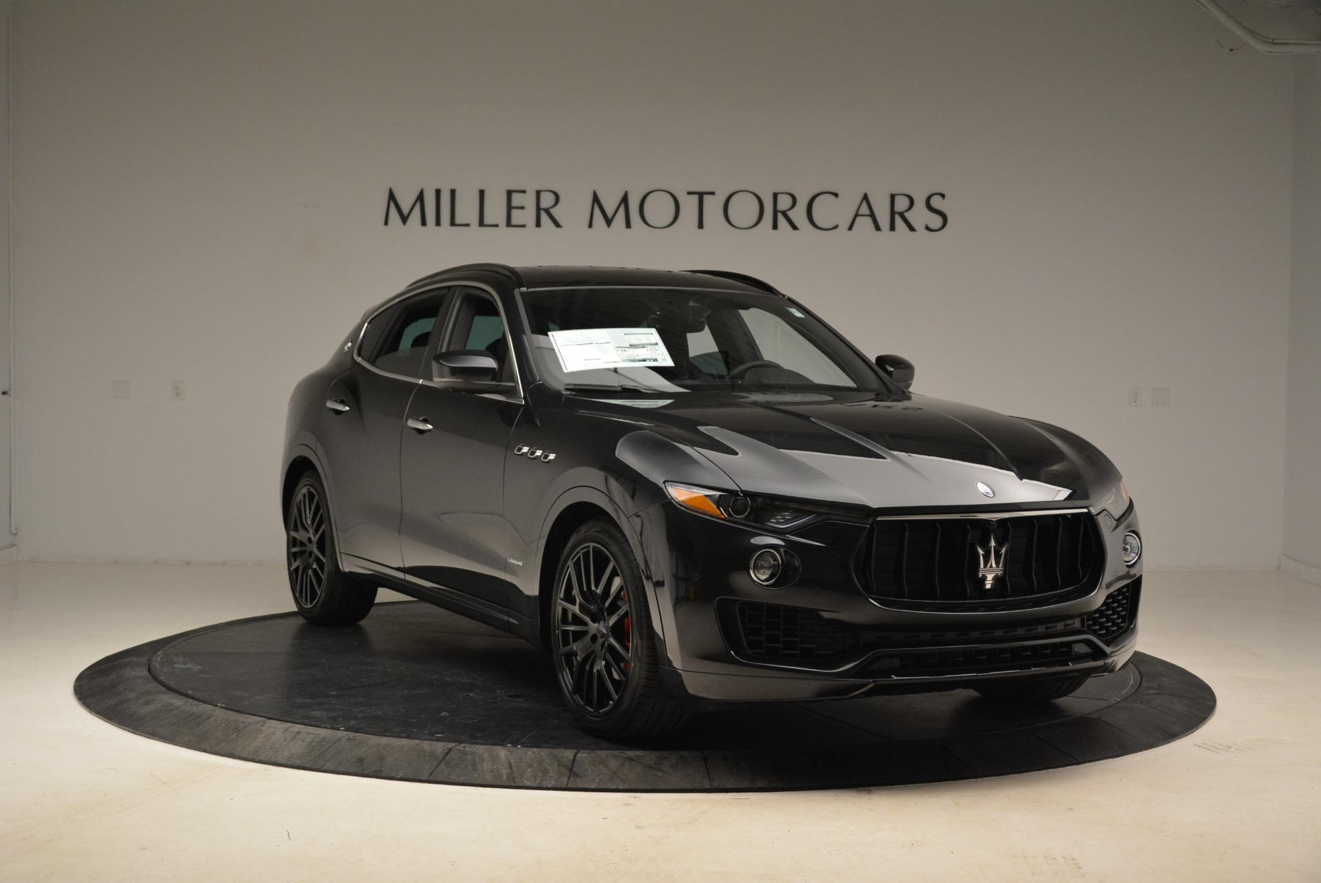 New 2018 Maserati Levante S Q4 GranSport For Sale In Greenwich, CT 2183_p11
