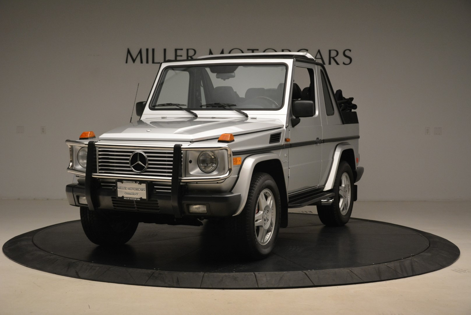 Used 2000 Mercedes-Benz G500 RENNTech  For Sale In Greenwich, CT 2184_main