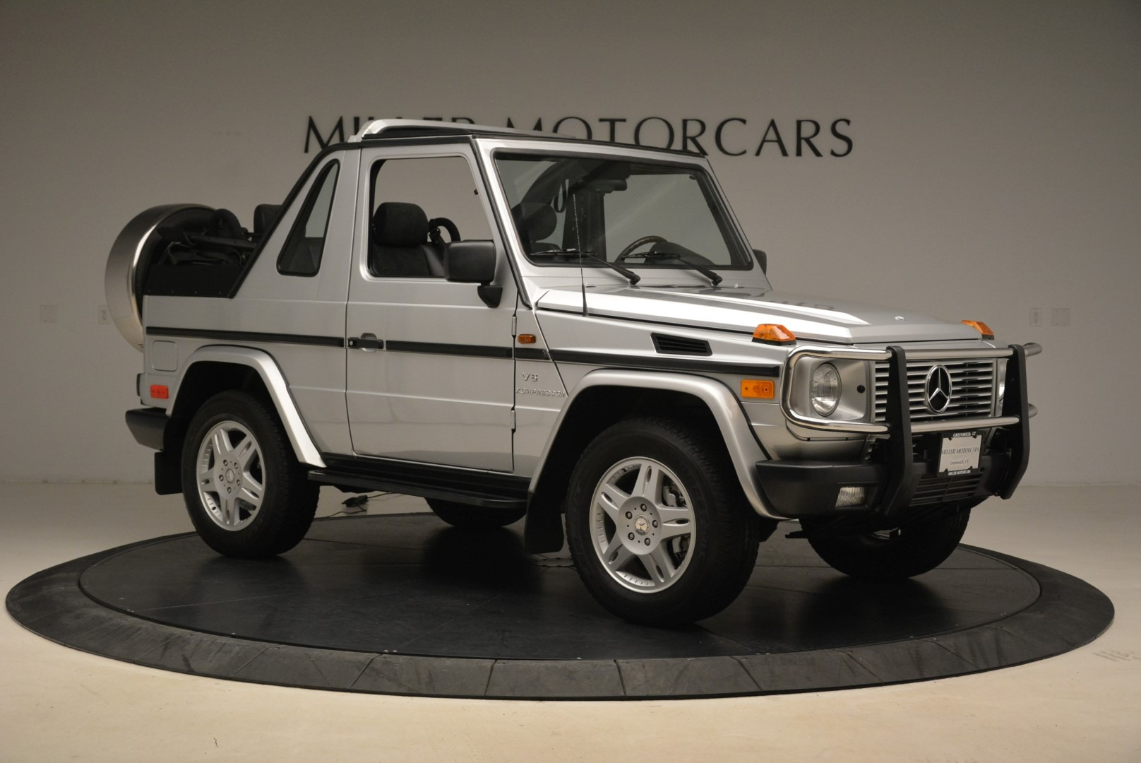 Used 2000 Mercedes-Benz G500 RENNTech  For Sale In Greenwich, CT 2184_p10