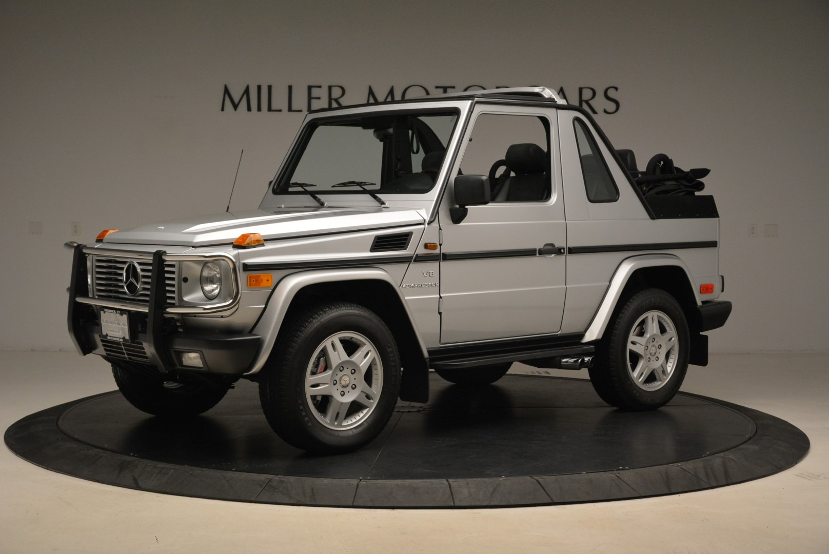 Used 2000 Mercedes-Benz G500 RENNTech  For Sale In Greenwich, CT 2184_p2