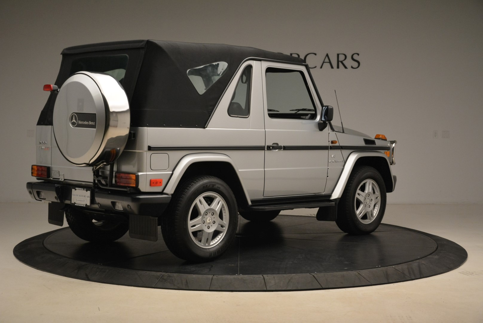 Used 2000 Mercedes-Benz G500 RENNTech  For Sale In Greenwich, CT 2184_p30