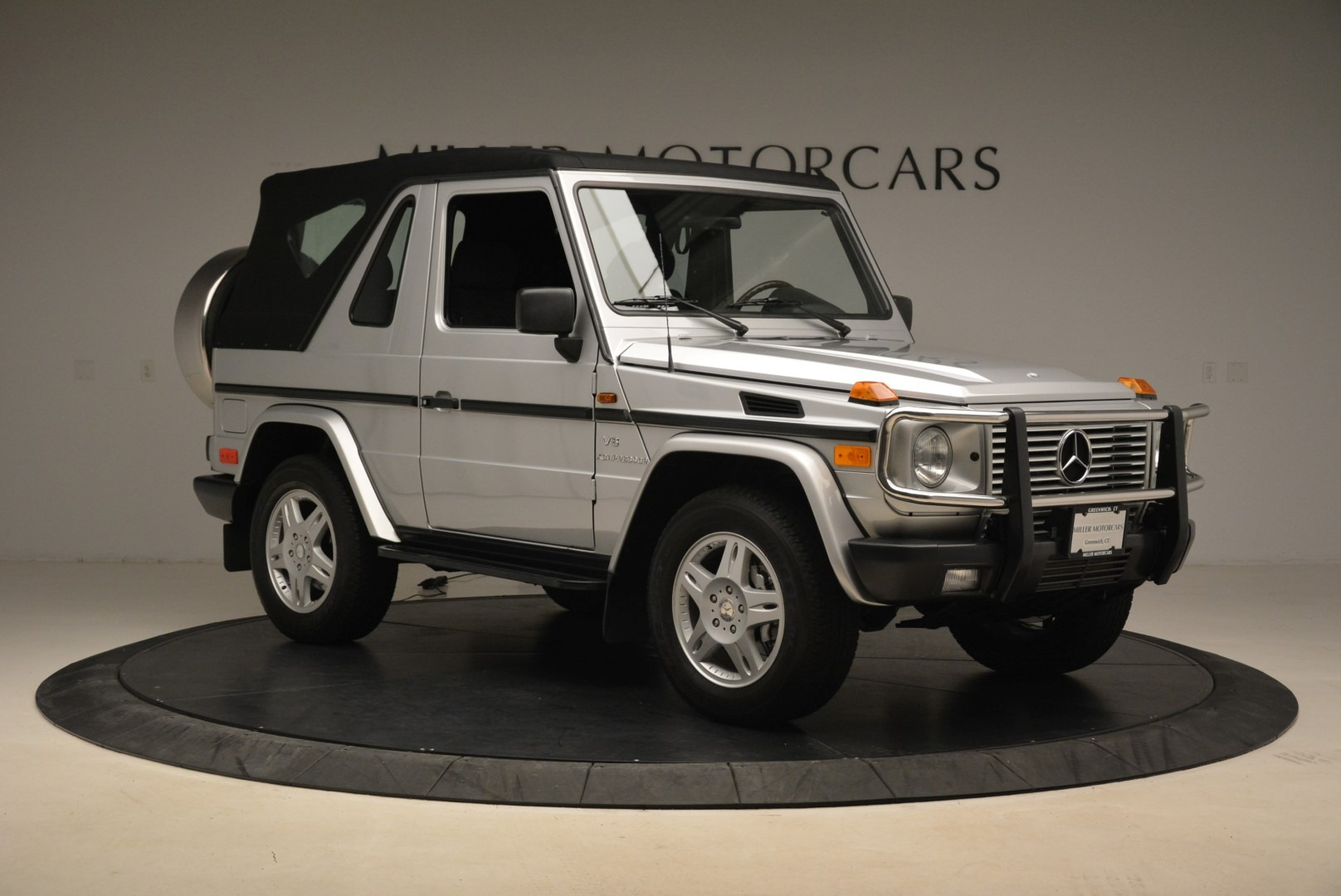 Used 2000 Mercedes-Benz G500 RENNTech  For Sale In Greenwich, CT 2184_p32