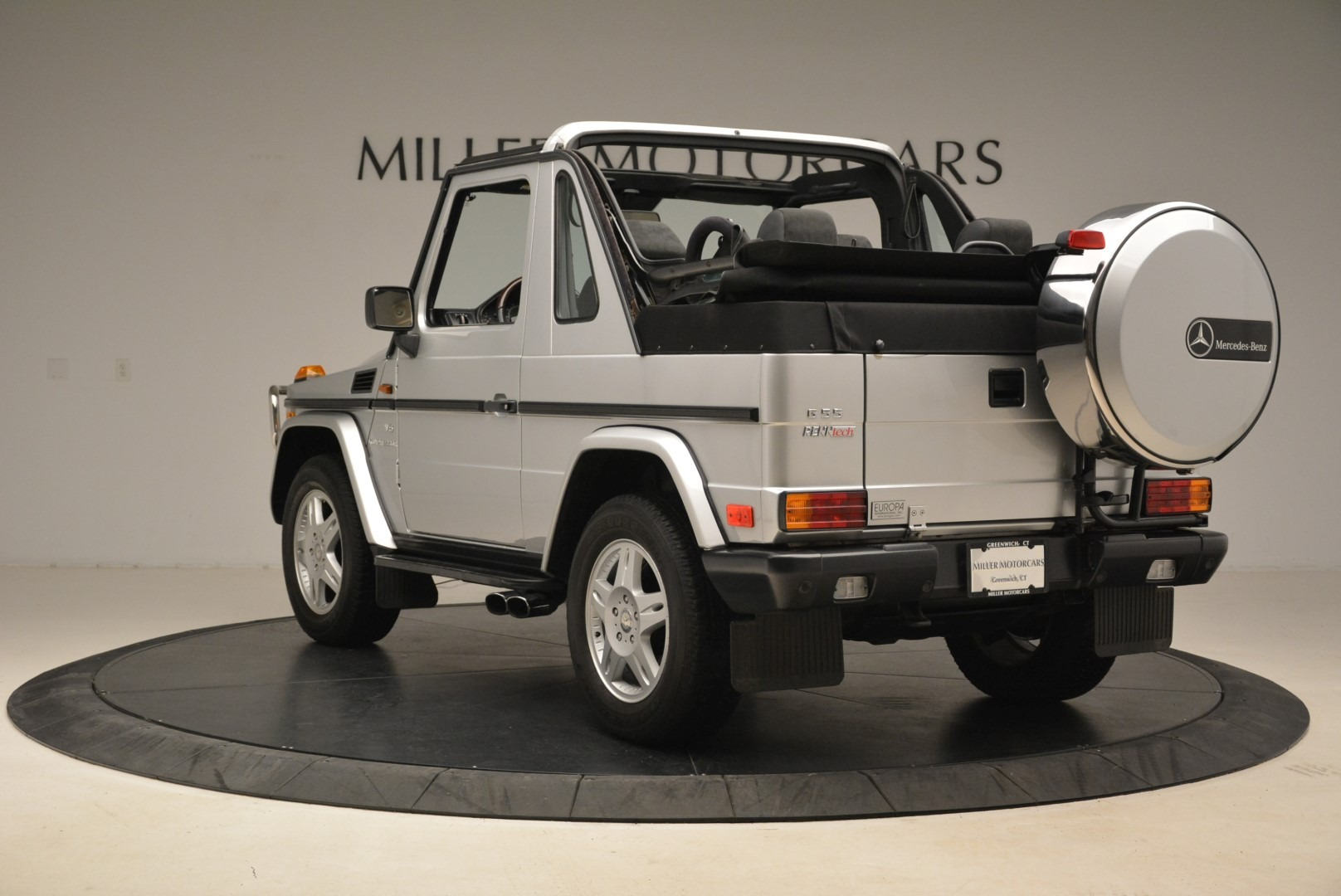 Used 2000 Mercedes-Benz G500 RENNTech  For Sale In Greenwich, CT 2184_p5