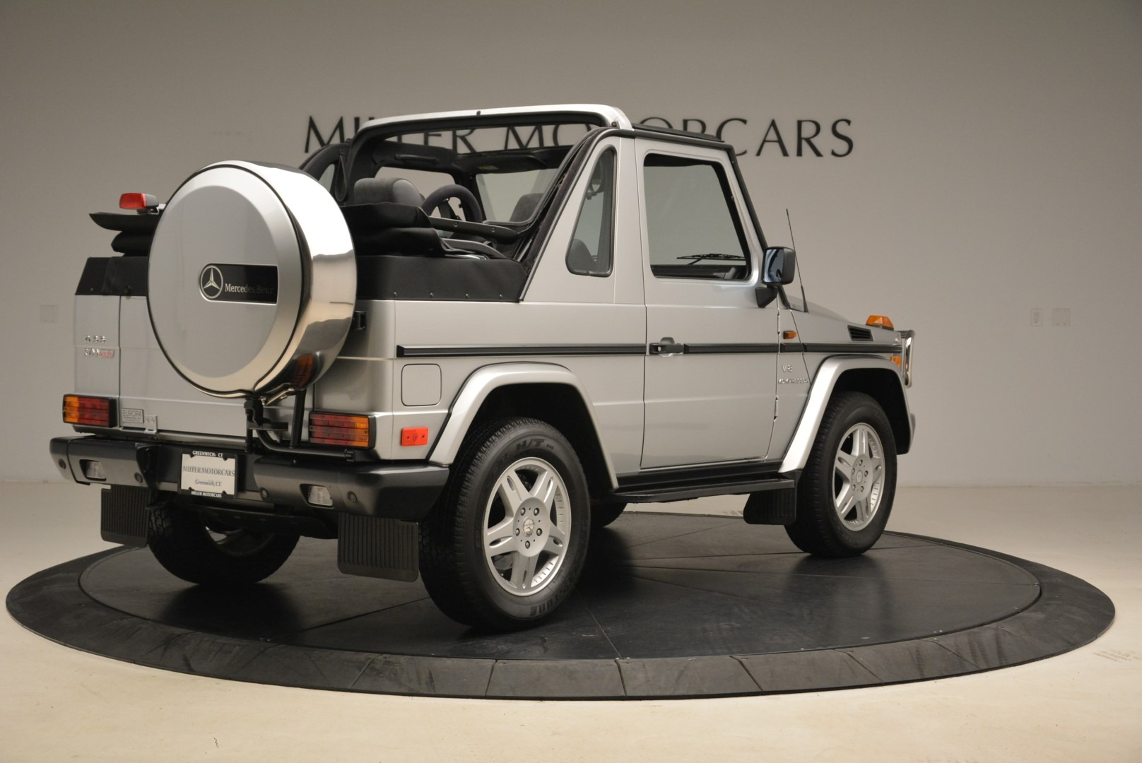 Used 2000 Mercedes-Benz G500 RENNTech  For Sale In Greenwich, CT 2184_p7