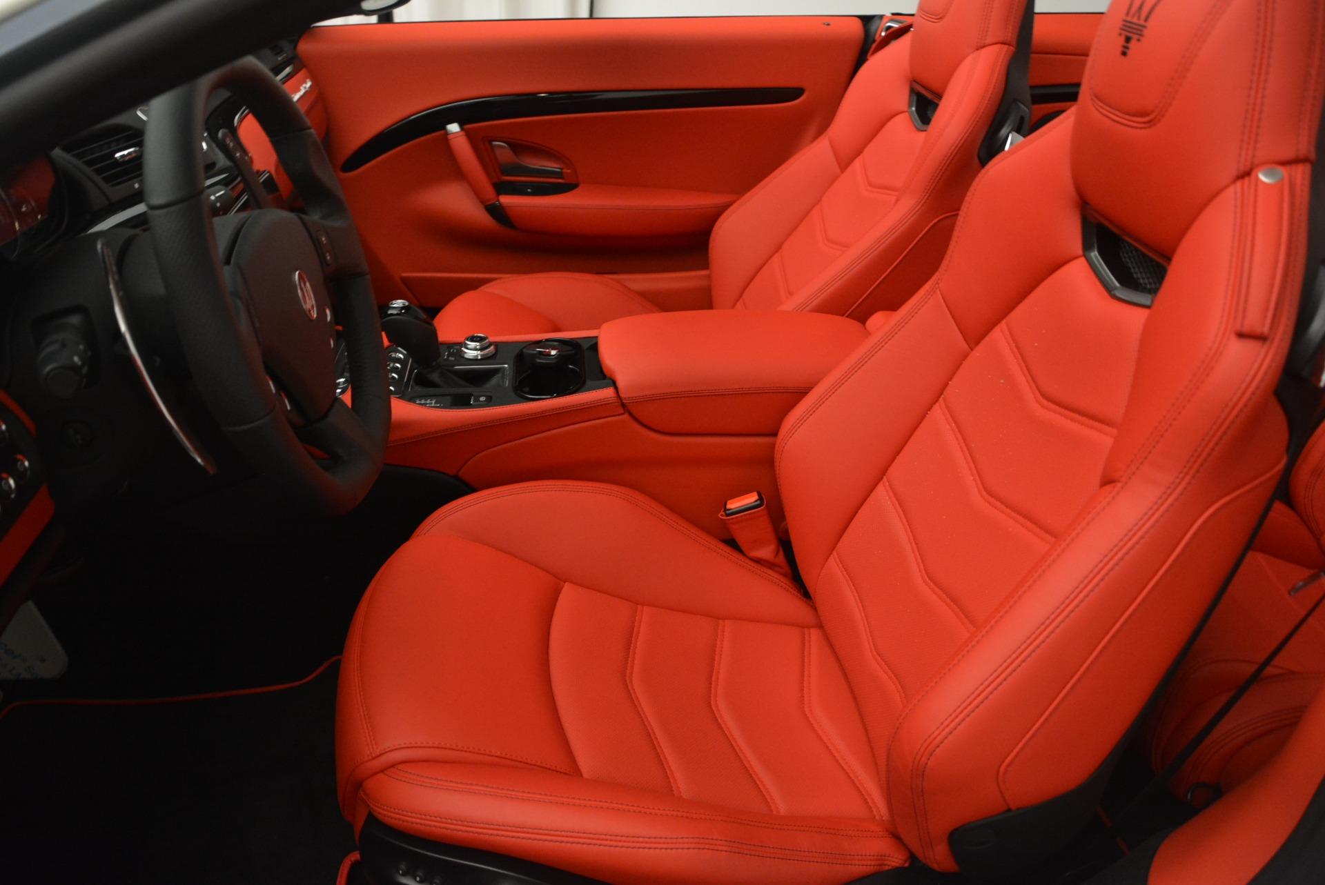 New 2018 Maserati GranTurismo Sport For Sale In Greenwich, CT 2187_p15
