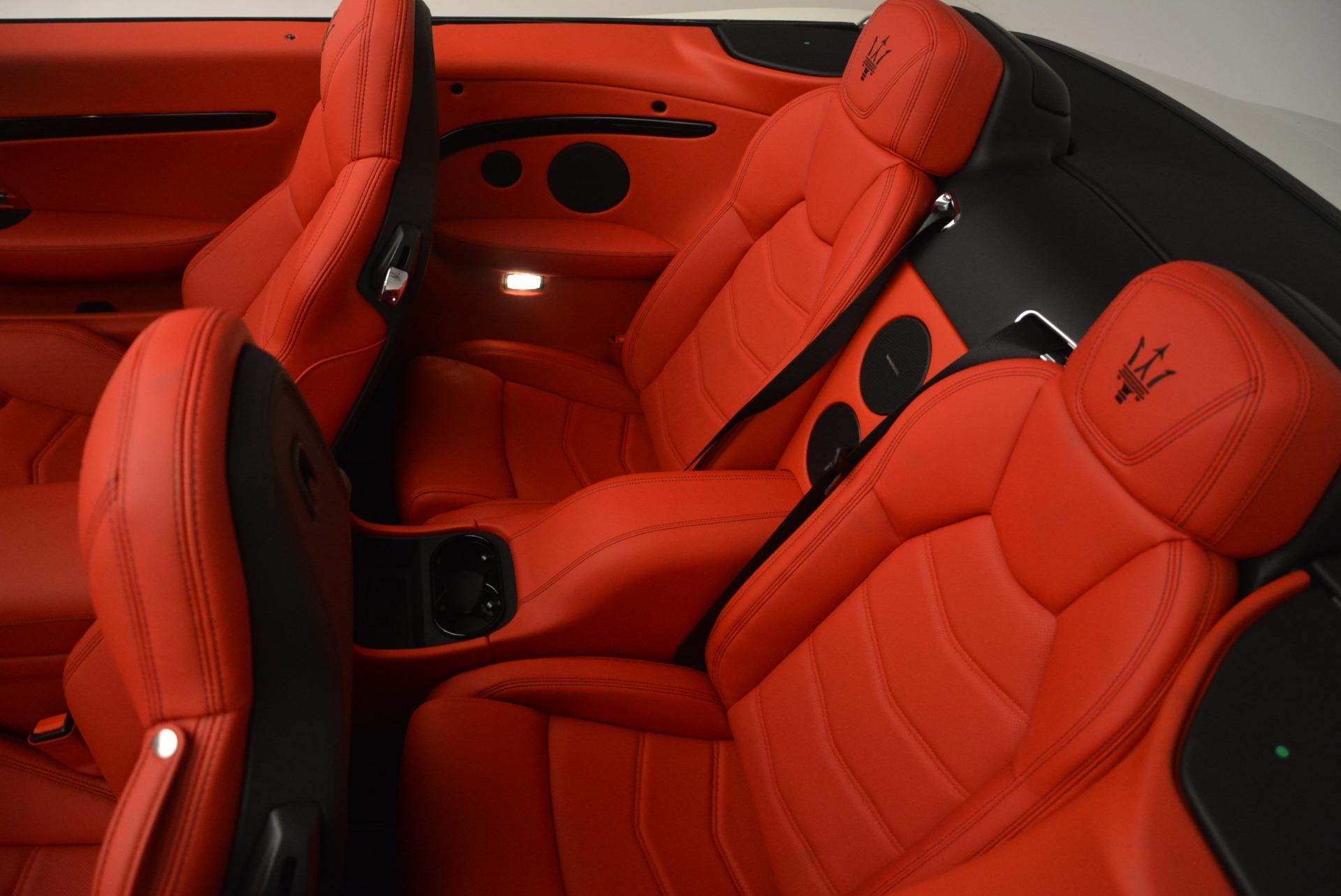 New 2018 Maserati GranTurismo Sport For Sale In Greenwich, CT 2187_p17