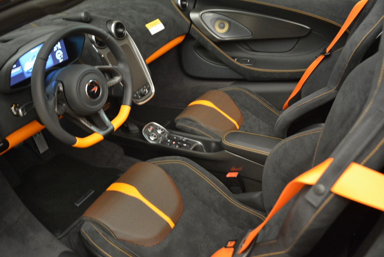 Used 2018 McLaren 570S Spider Convertible For Sale In Greenwich, CT 2188_p25