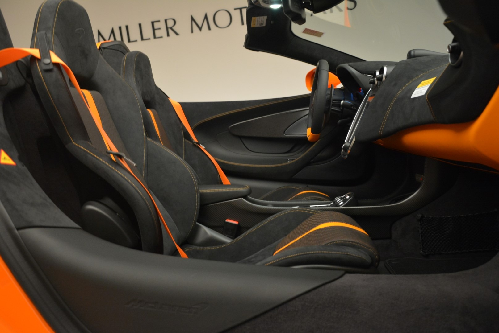 Used 2018 McLaren 570S Spider Convertible For Sale In Greenwich, CT 2188_p30