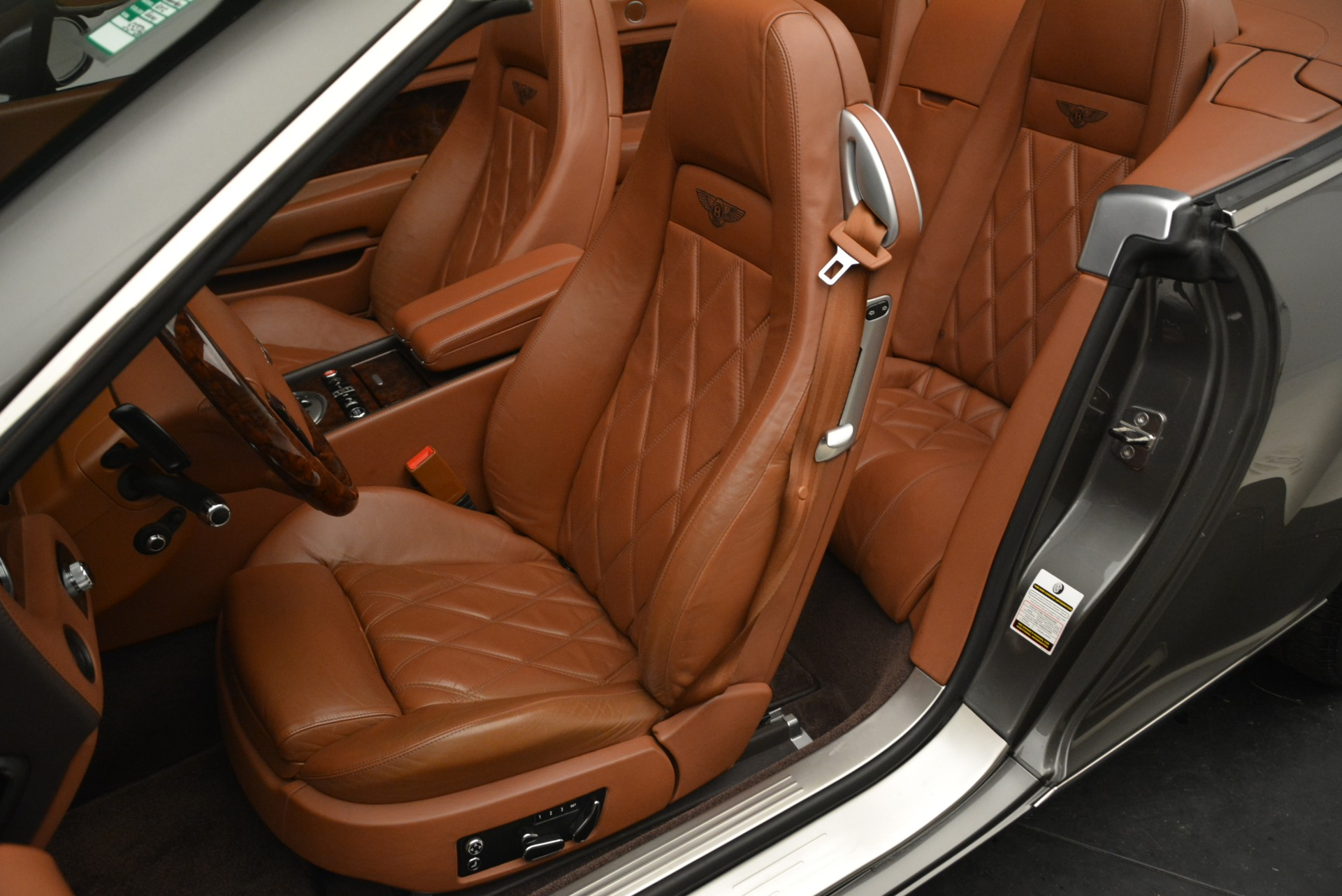 Used 2008 Bentley Continental GT W12 For Sale In Greenwich, CT 2190_p31