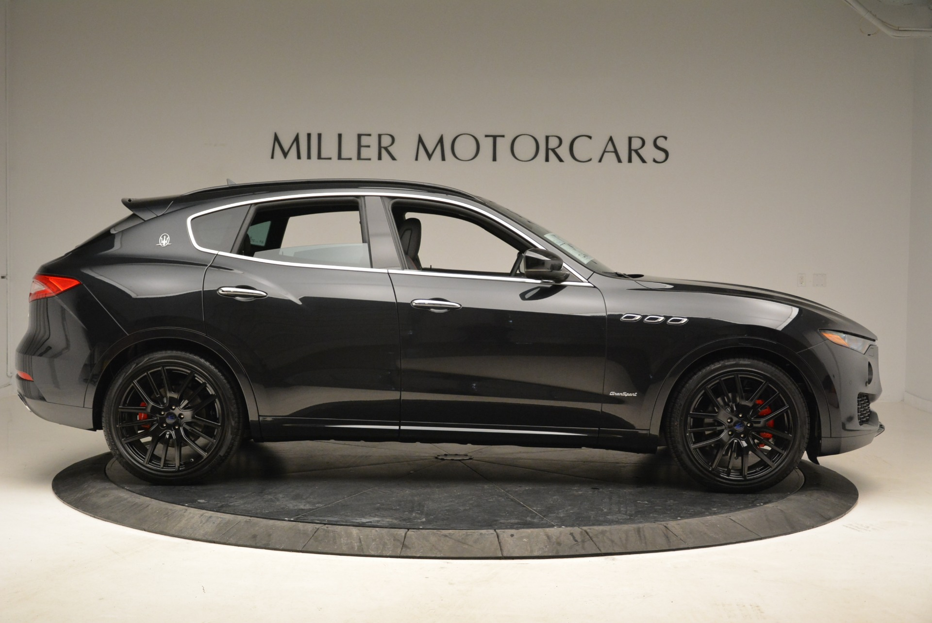 New 2018 Maserati Levante S Q4 GranSport For Sale In Greenwich, CT 2193_p9