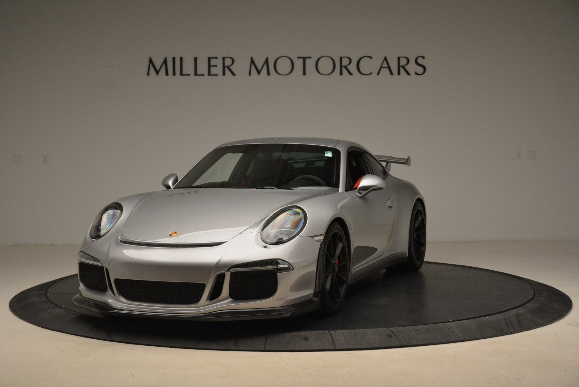 Used 2015 Porsche 911 GT3 For Sale In Greenwich, CT 2196_main