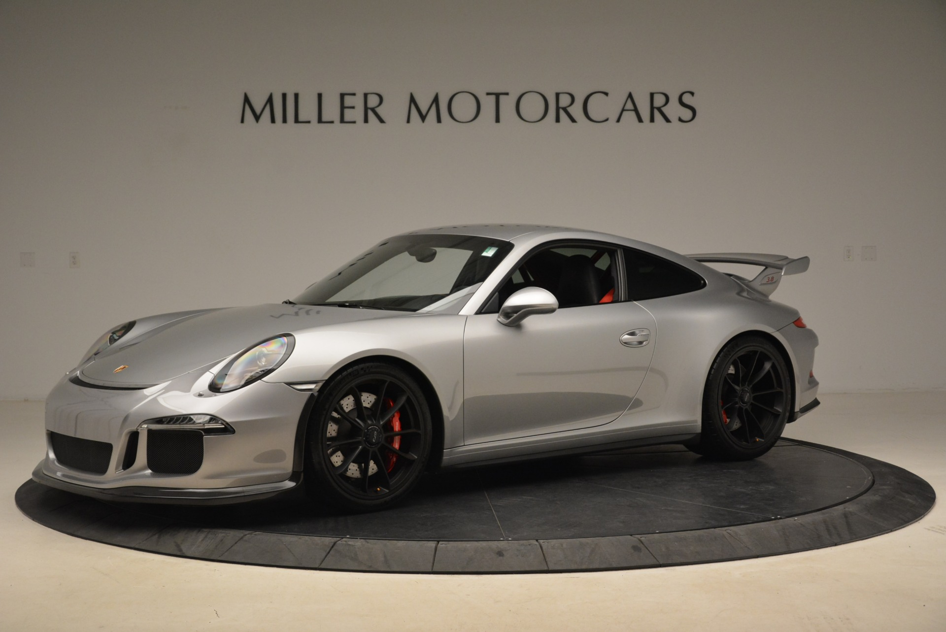 Used 2015 Porsche 911 GT3 For Sale In Greenwich, CT 2196_p2