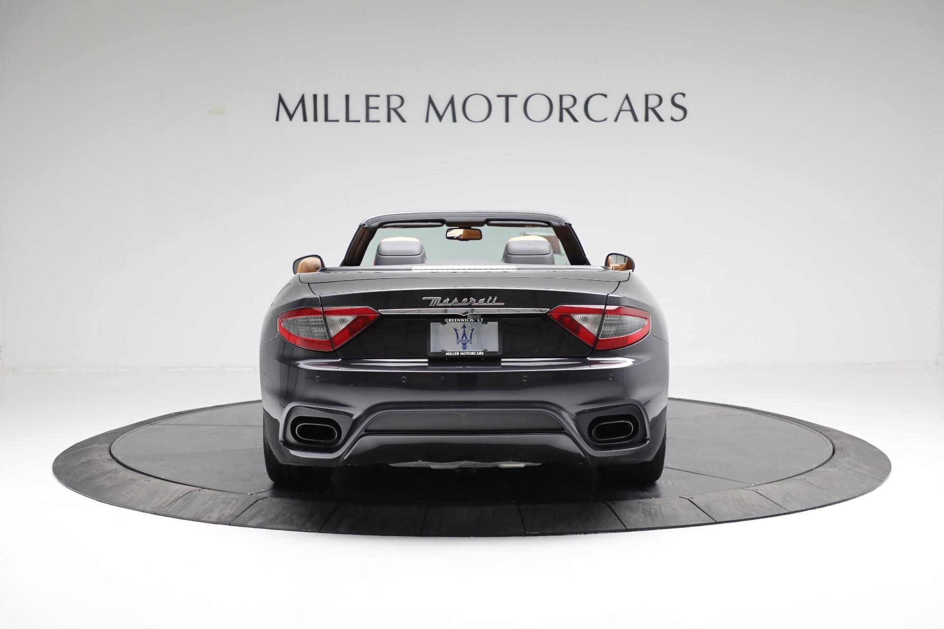 New 2018 Maserati GranTurismo Sport Convertible For Sale In Greenwich, CT 2198_p11