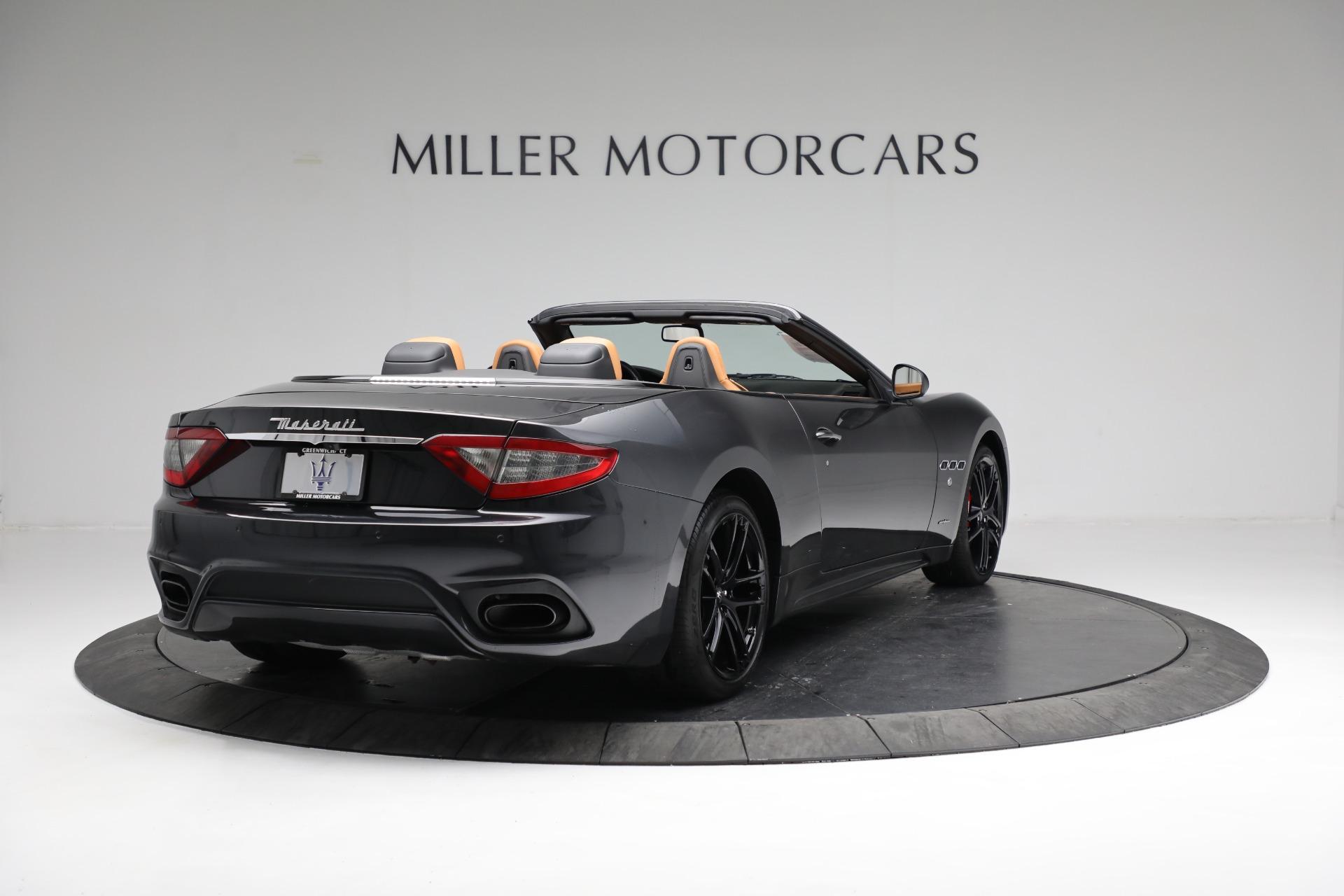 New 2018 Maserati GranTurismo Sport Convertible For Sale In Greenwich, CT 2198_p13