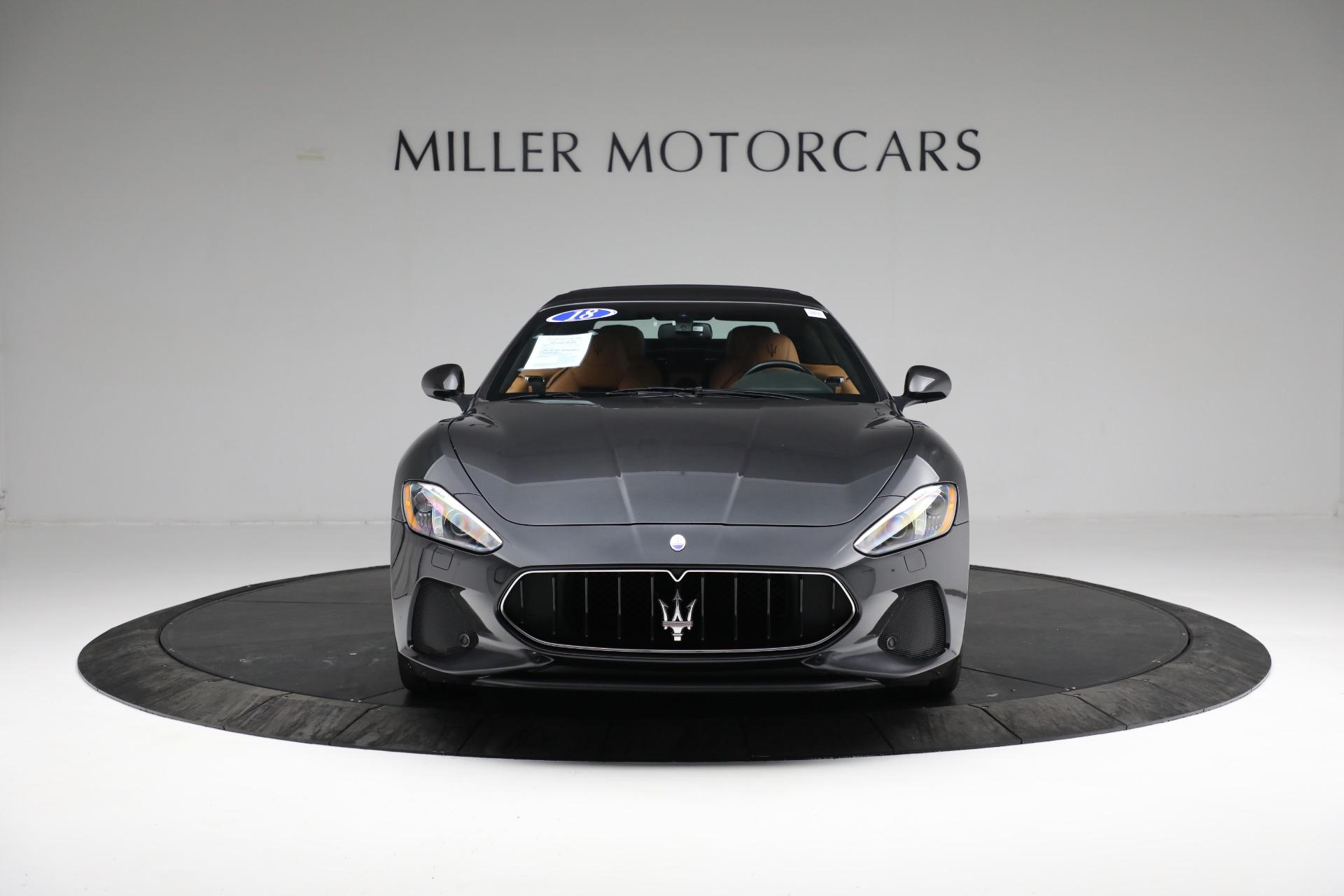 New 2018 Maserati GranTurismo Sport Convertible For Sale In Greenwich, CT 2198_p23