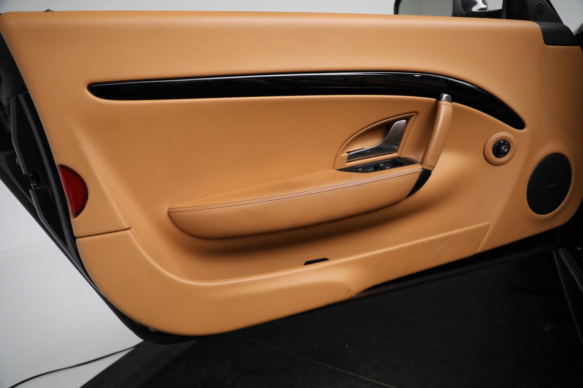 New 2018 Maserati GranTurismo Sport Convertible For Sale In Greenwich, CT 2198_p27