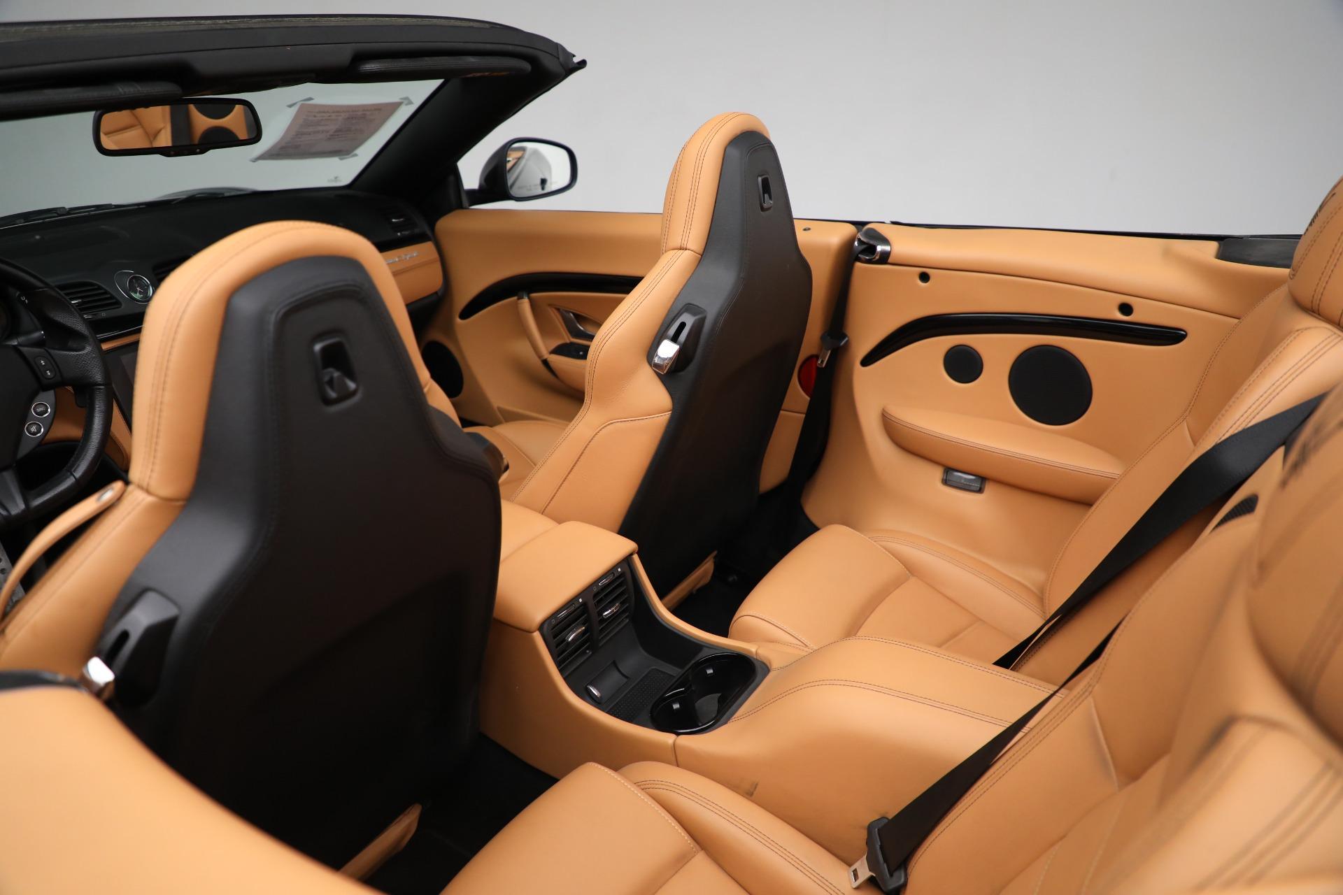 New 2018 Maserati GranTurismo Sport Convertible For Sale In Greenwich, CT 2198_p28