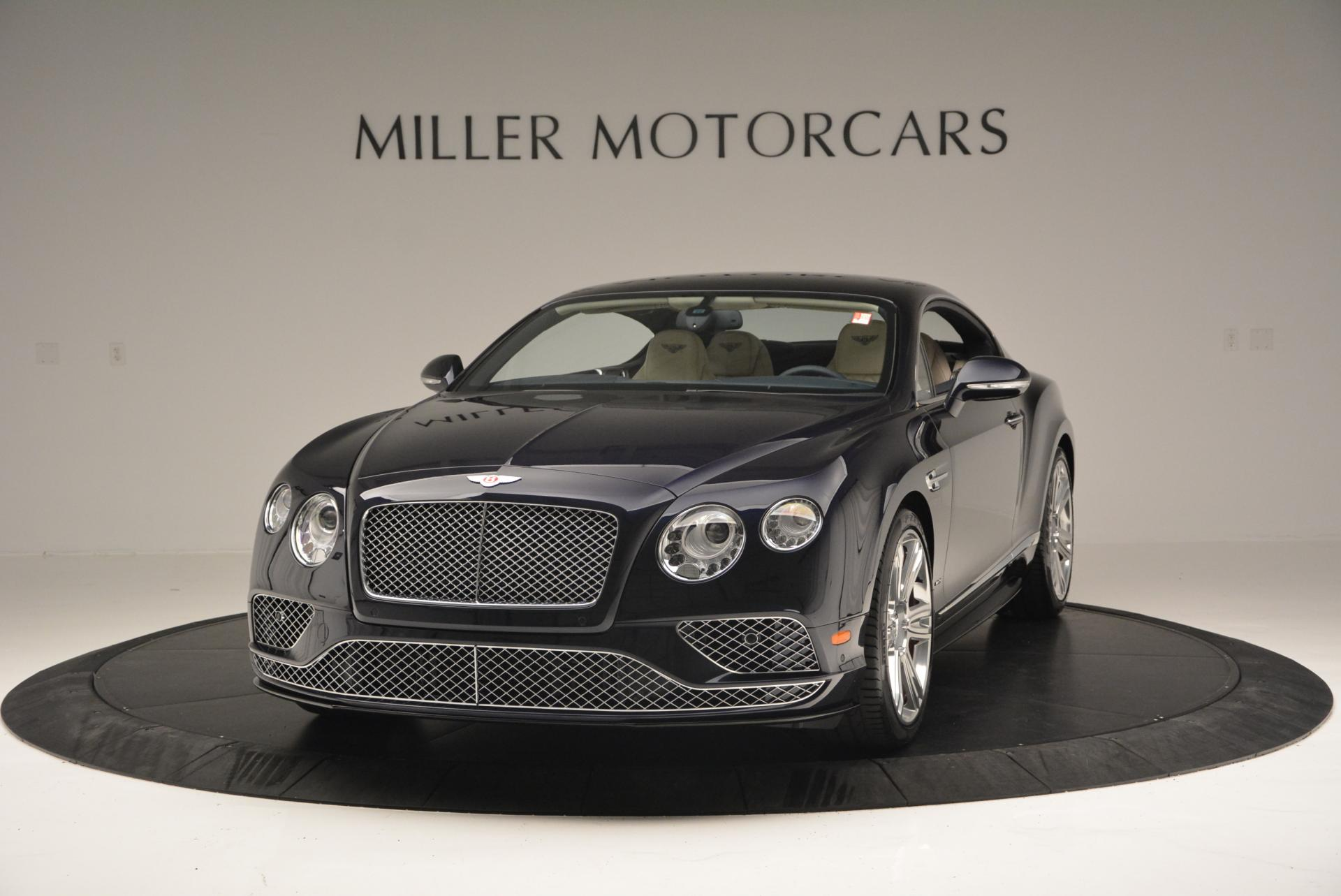 Used 2016 Bentley Continental GT V8 S  For Sale In Greenwich, CT 22_main