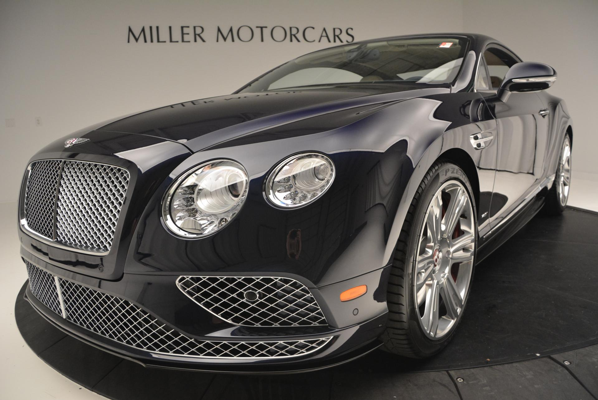 Used 2016 Bentley Continental GT V8 S  For Sale In Greenwich, CT 22_p15
