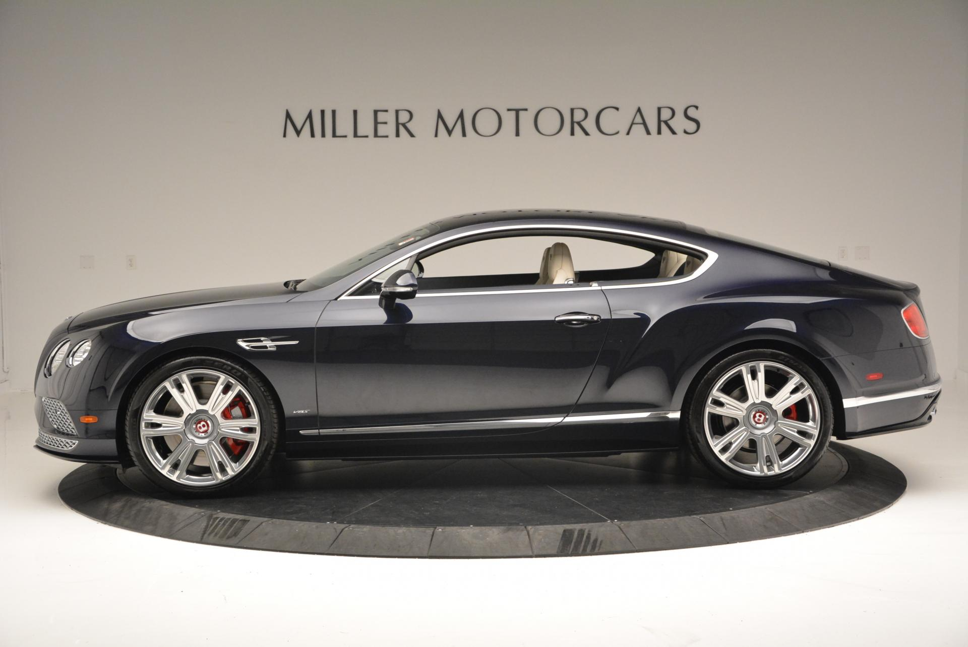Used 2016 Bentley Continental GT V8 S  For Sale In Greenwich, CT 22_p3