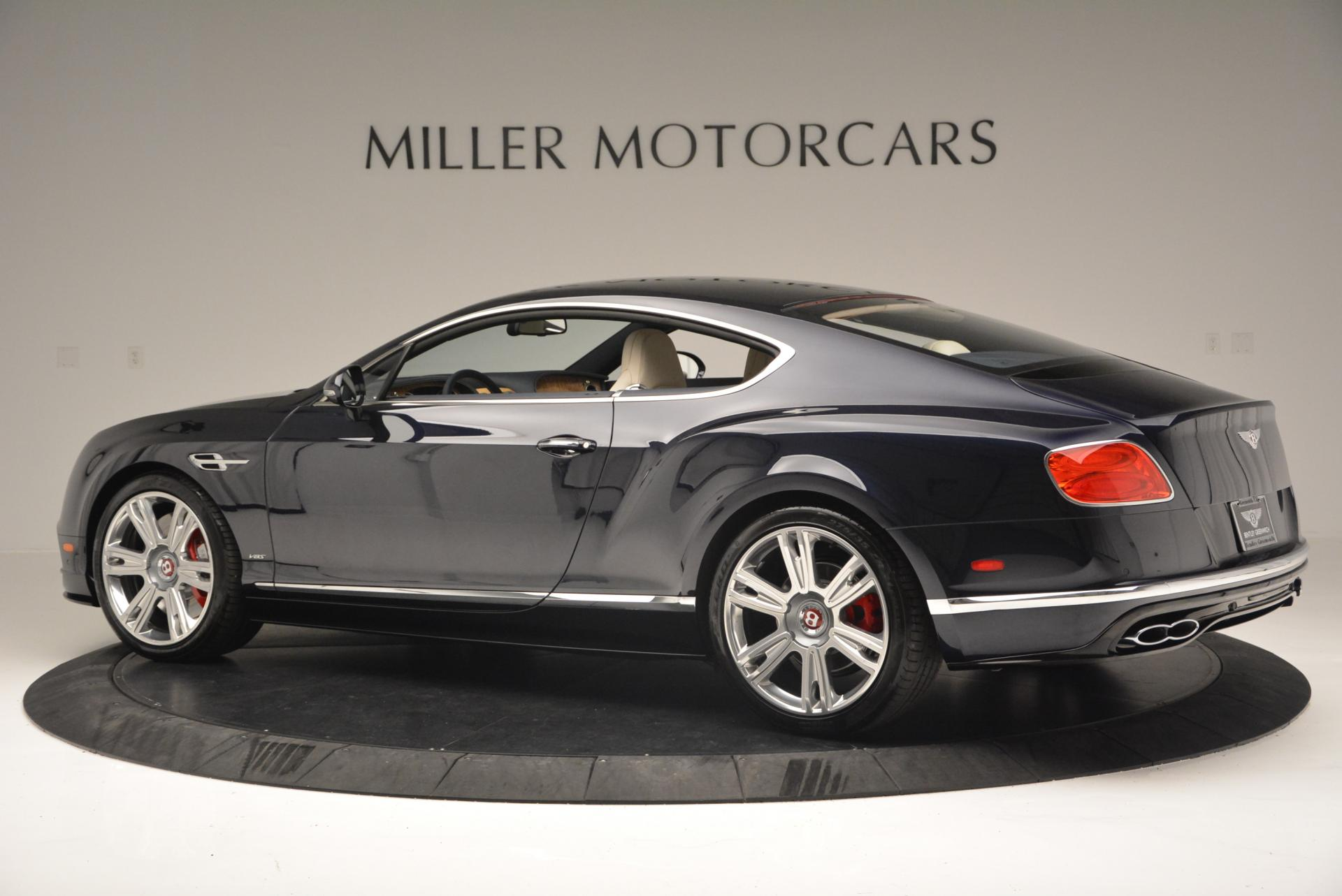 Used 2016 Bentley Continental GT V8 S  For Sale In Greenwich, CT 22_p4