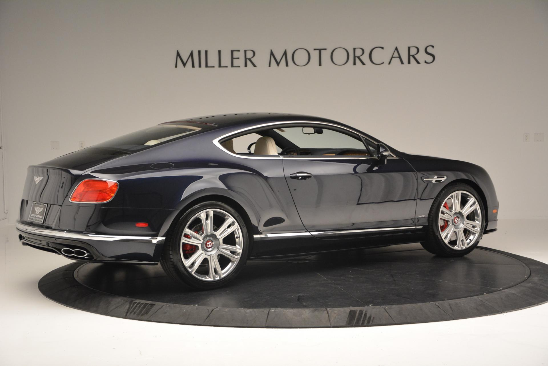 Used 2016 Bentley Continental GT V8 S  For Sale In Greenwich, CT 22_p8