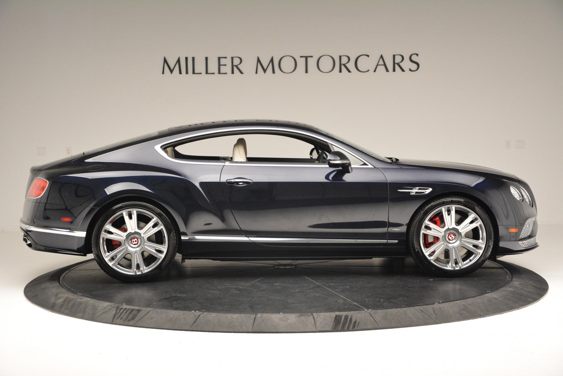 Used 2016 Bentley Continental GT V8 S  For Sale In Greenwich, CT 22_p9