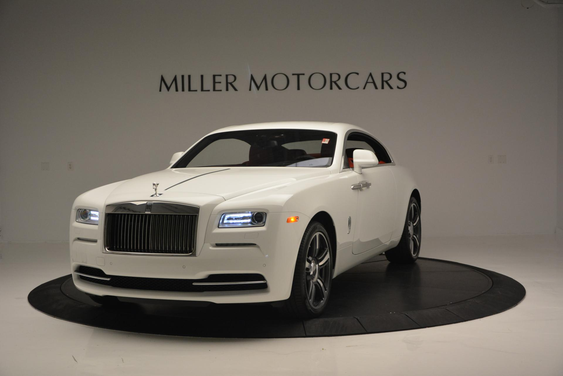 New 2016 Rolls-Royce Wraith  For Sale In Greenwich, CT 220_main