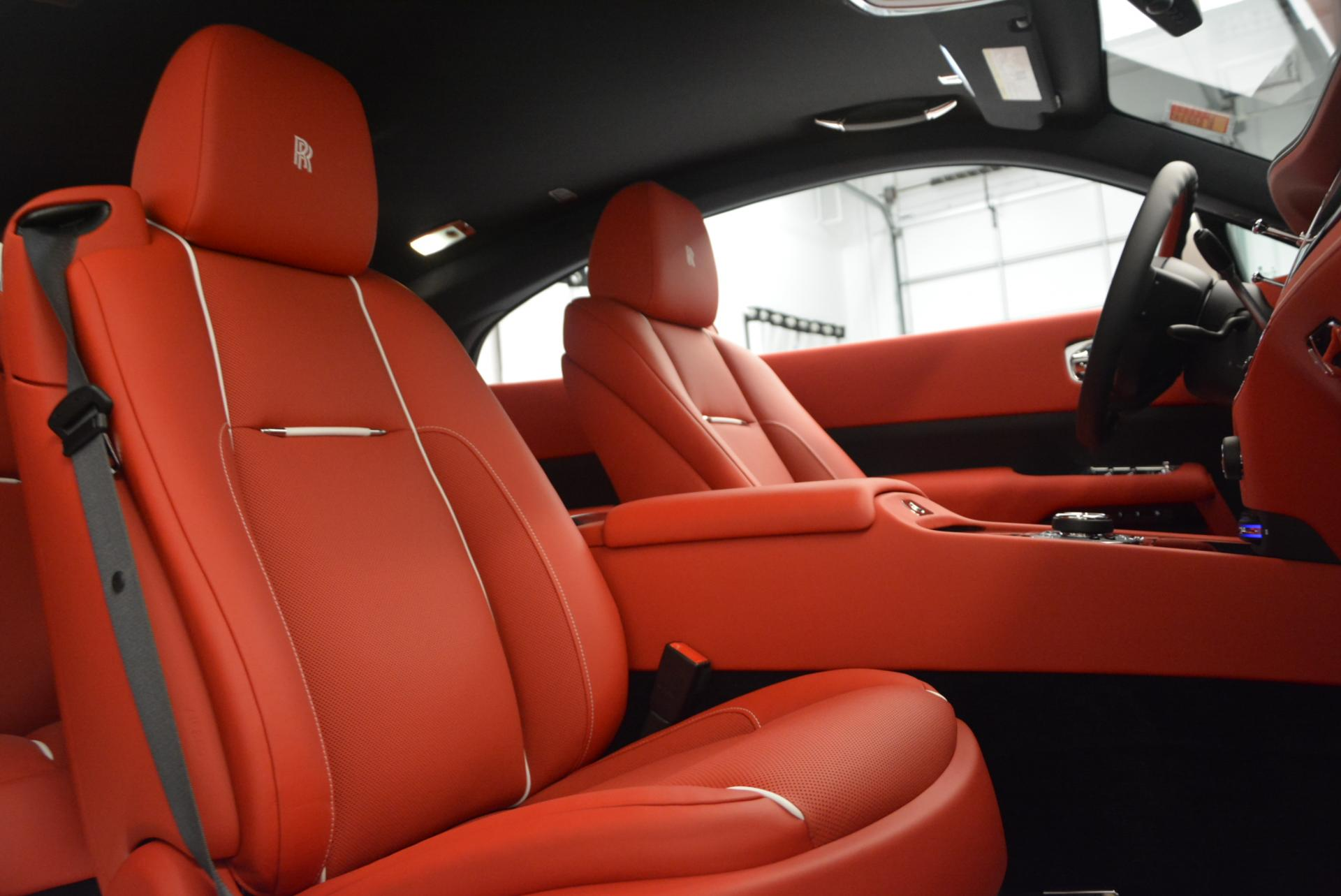 New 2016 Rolls-Royce Wraith  For Sale In Greenwich, CT 220_p24