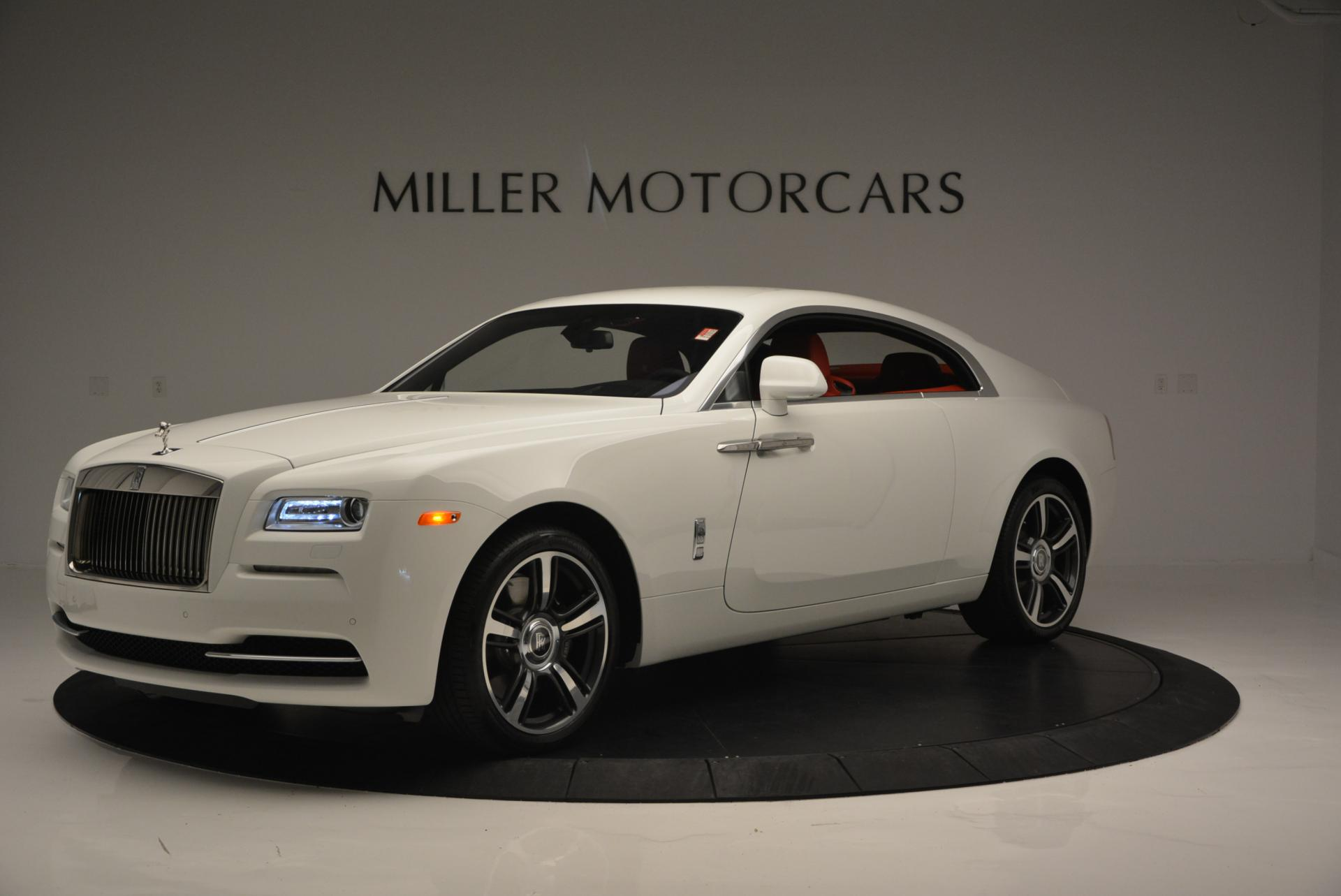New 2016 Rolls-Royce Wraith  For Sale In Greenwich, CT 220_p2