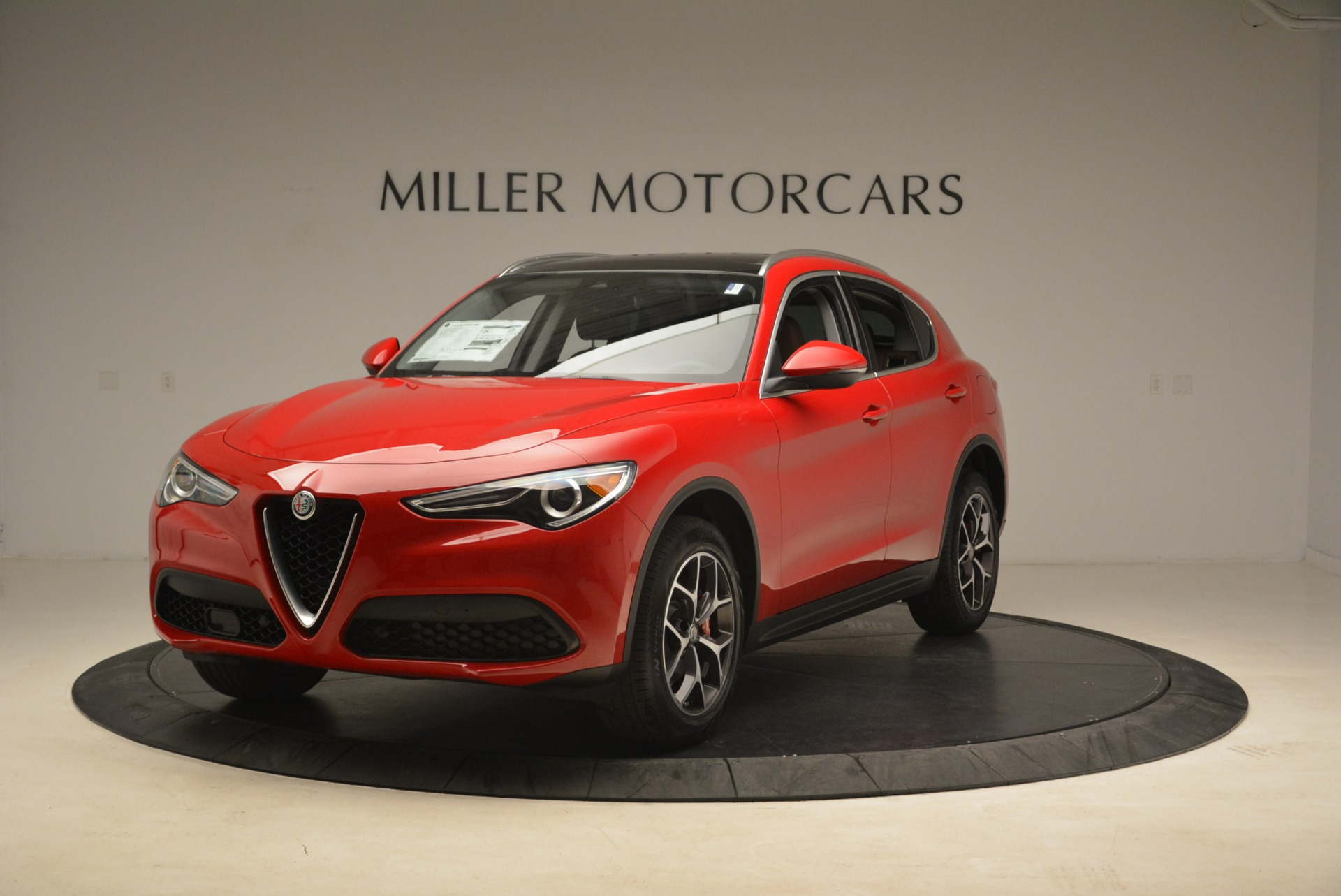New 2018 Alfa Romeo Stelvio Ti Q4 For Sale In Greenwich, CT 2201_main