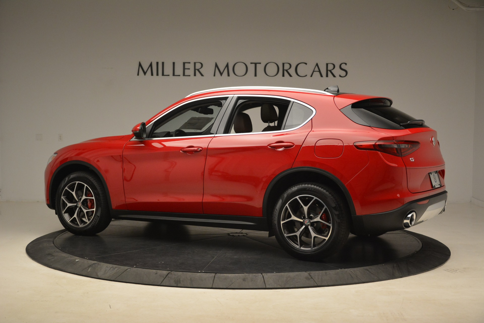 New 2018 Alfa Romeo Stelvio Ti Q4 For Sale In Greenwich, CT 2201_p4