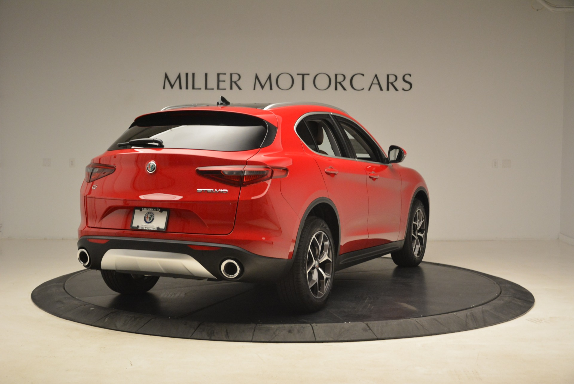 New 2018 Alfa Romeo Stelvio Ti Q4 For Sale In Greenwich, CT 2201_p7