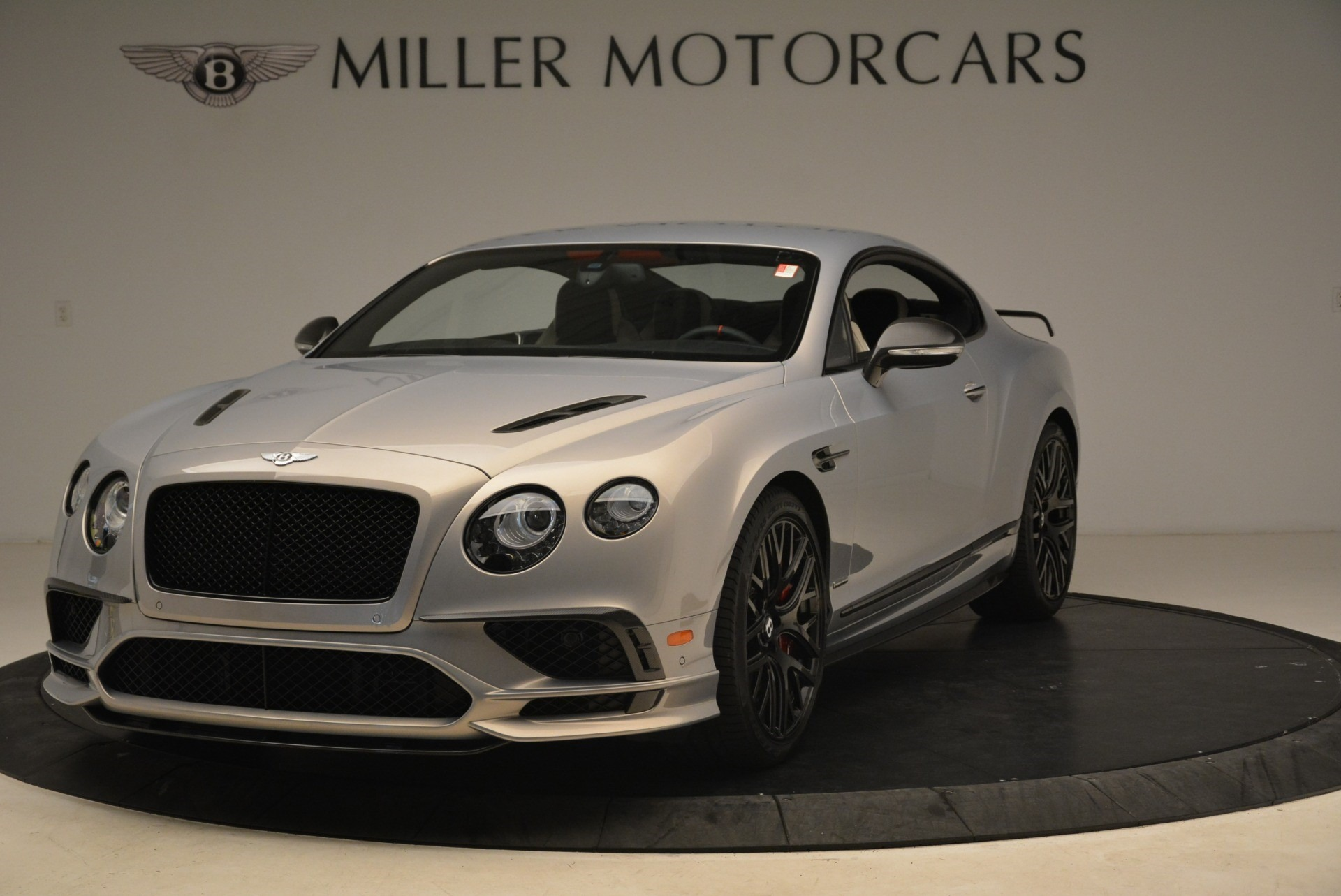 Used 2017 Bentley Continental GT Supersports For Sale In Greenwich, CT 2206_main