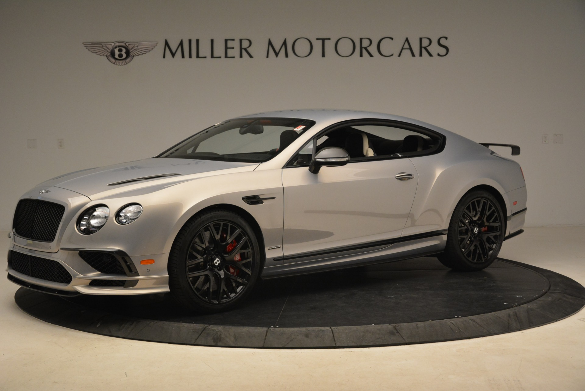 Used 2017 Bentley Continental GT Supersports For Sale In Greenwich, CT 2206_p2