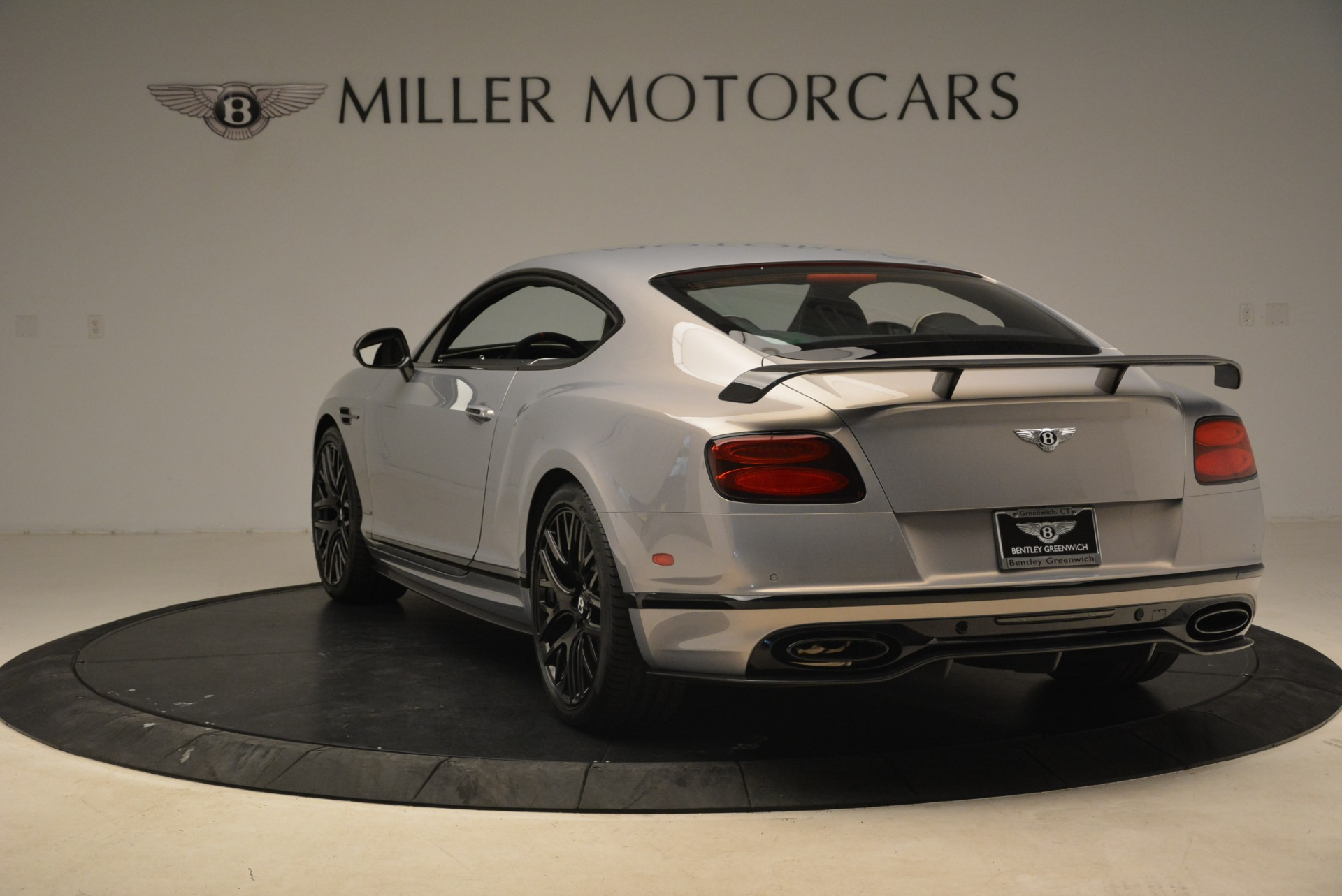 Used 2017 Bentley Continental GT Supersports For Sale In Greenwich, CT 2206_p5